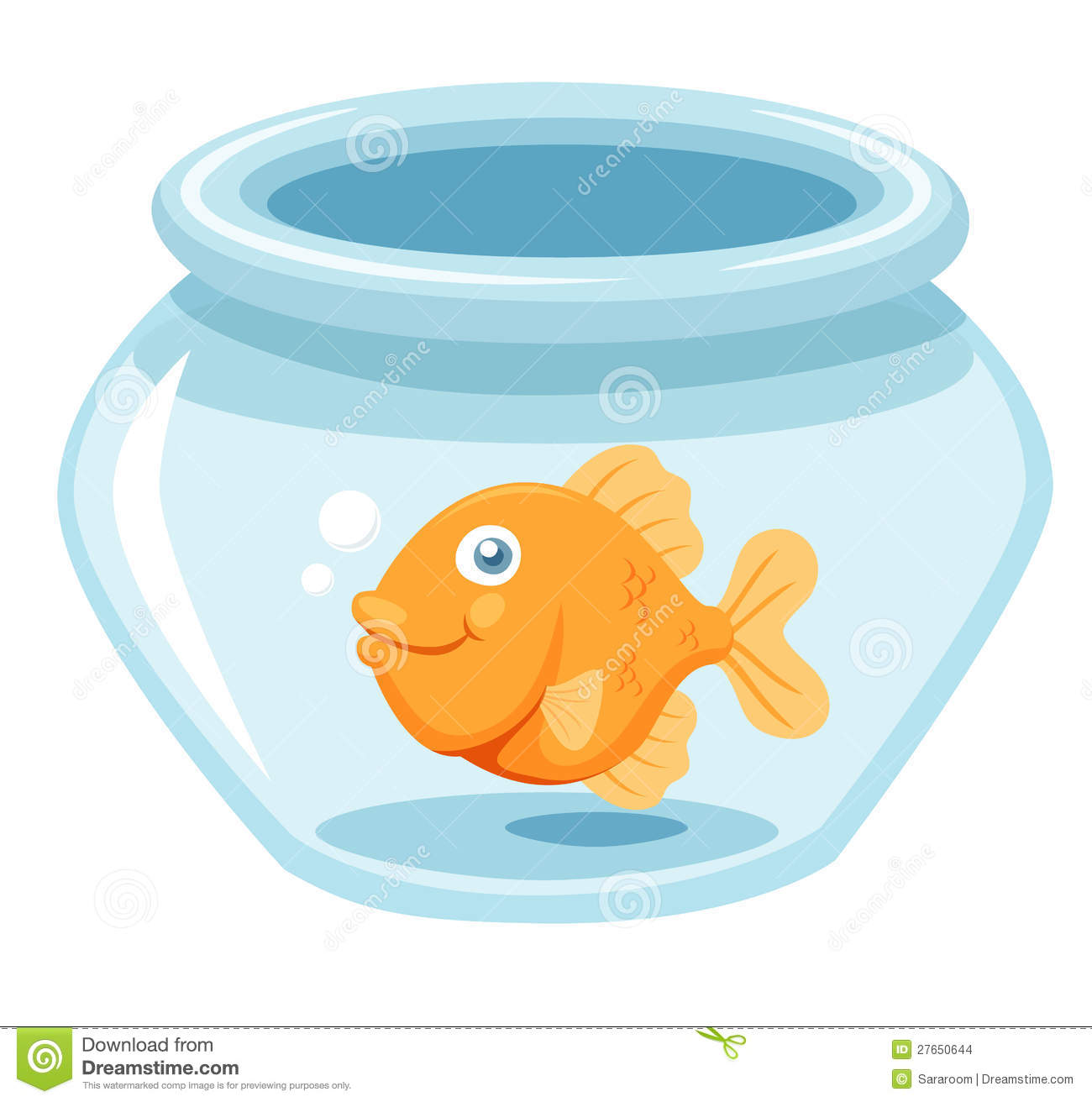 how to raise goldfish in a bowl