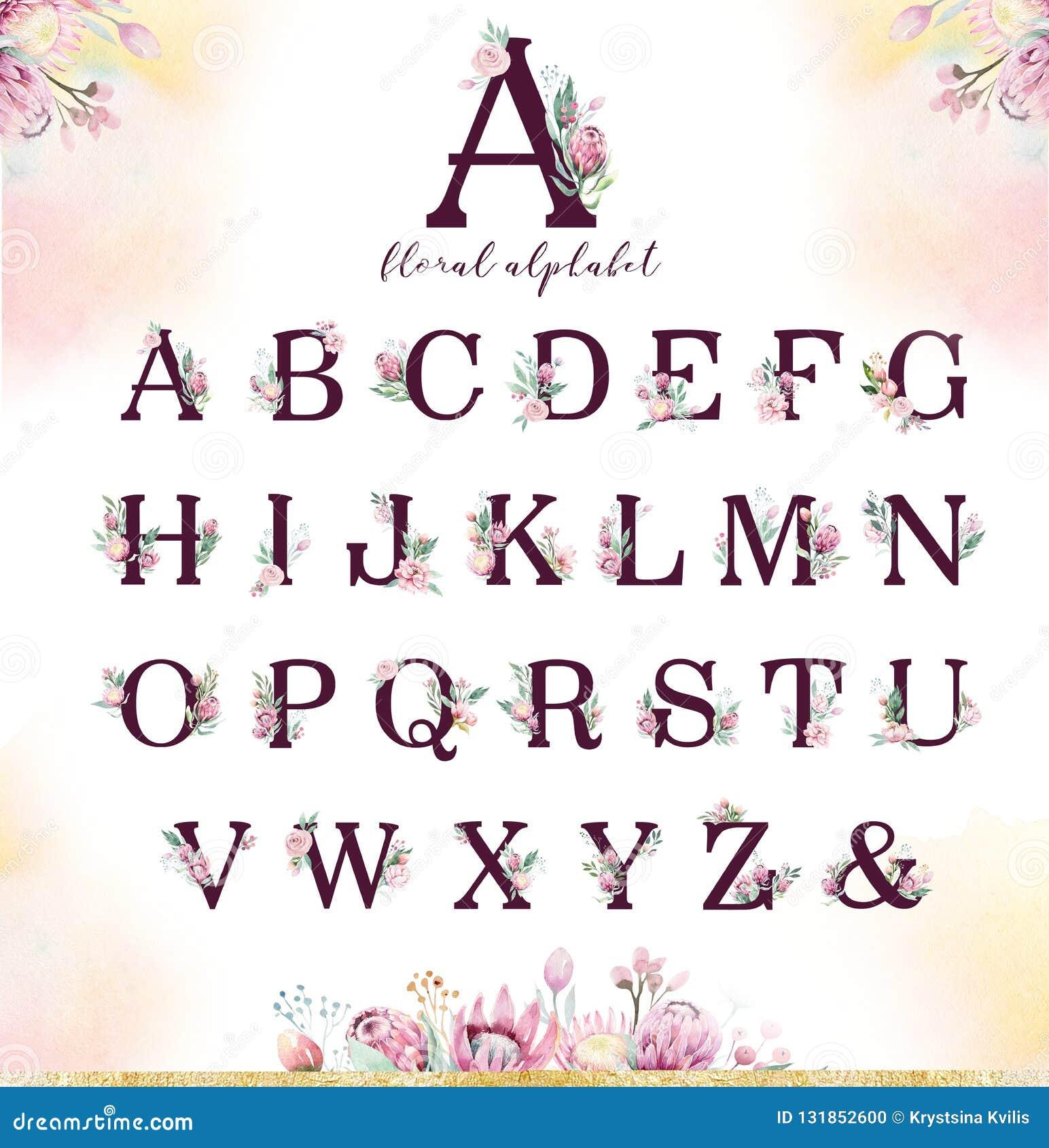 Goldfunkeln-Buchstabealphabet Lokalisierte goldene alphabetische Güsse und Zahlen auf weißem Hintergrund Blumenheiratsgusstext