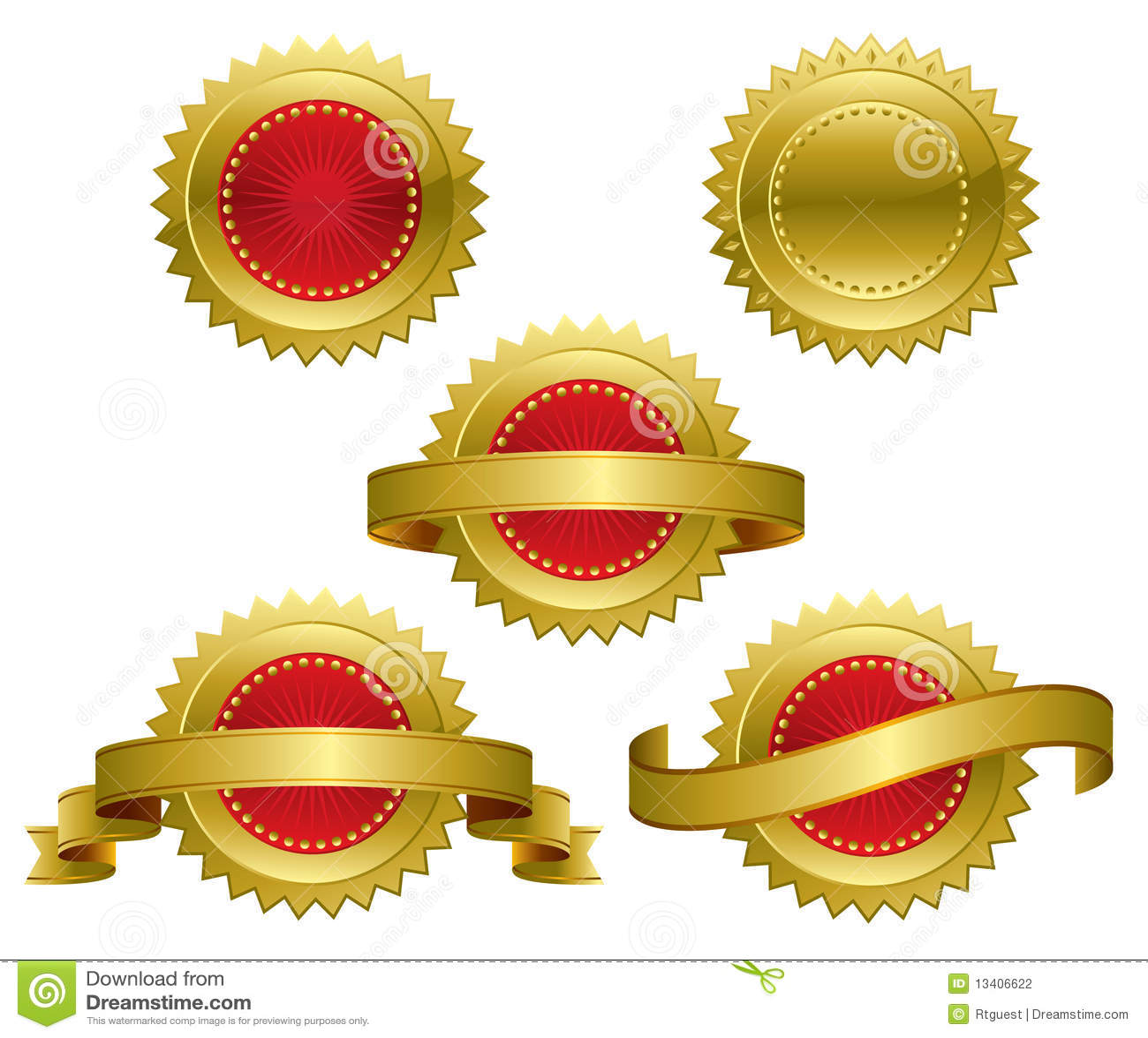 Goldpreis-Medaillen