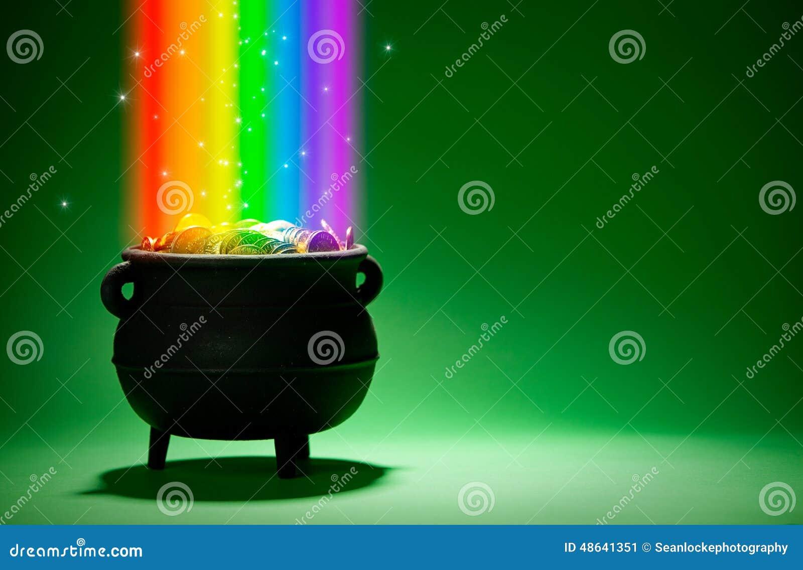regenbogen gold kobold