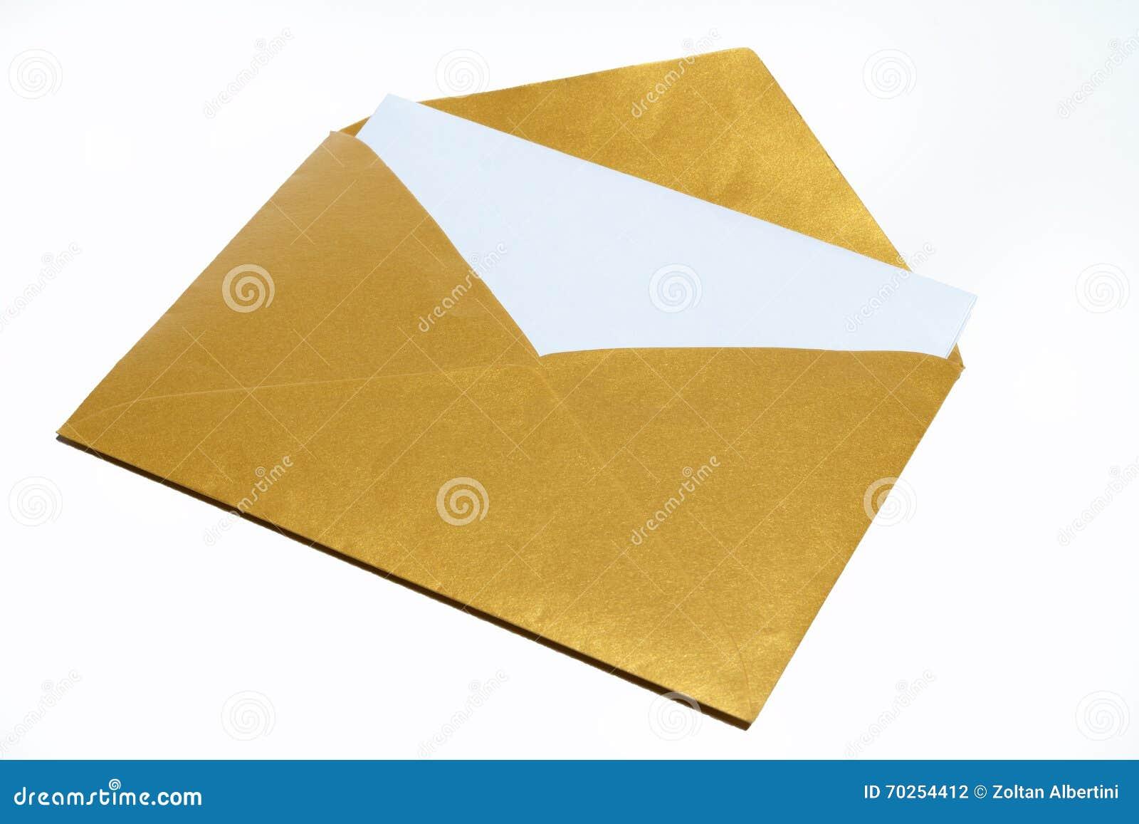 Goldumschlag