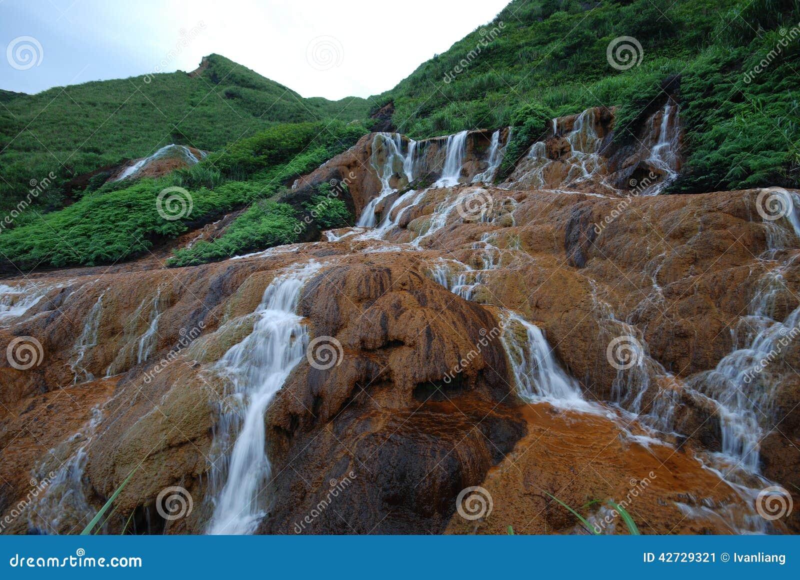 Goldwasserfall