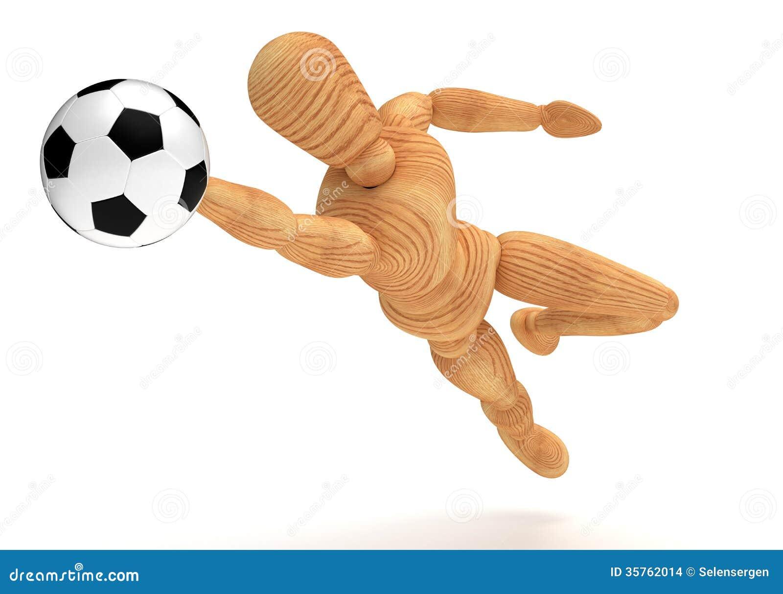 Goleiros do futebol