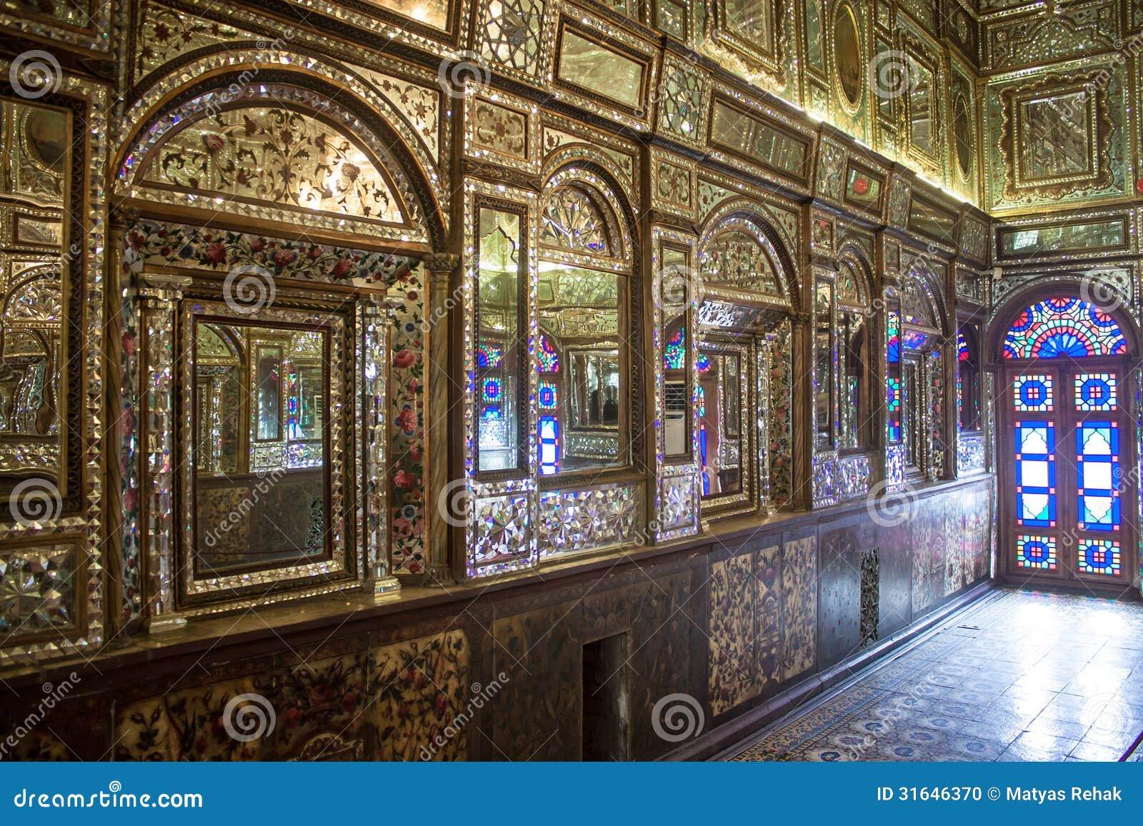 Golestan Palace Stock Photo Image 31646370