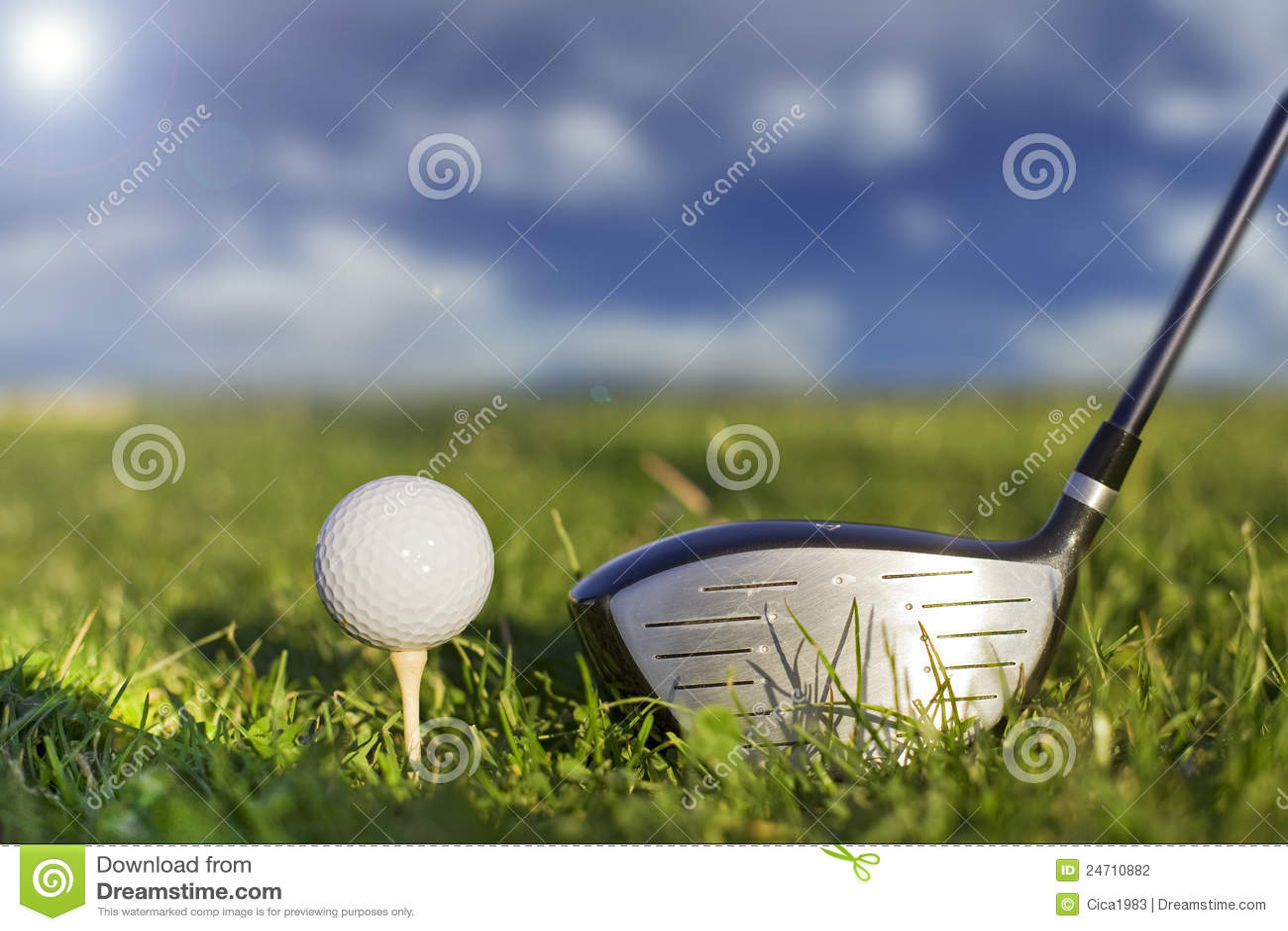Golf игра брыкуньи