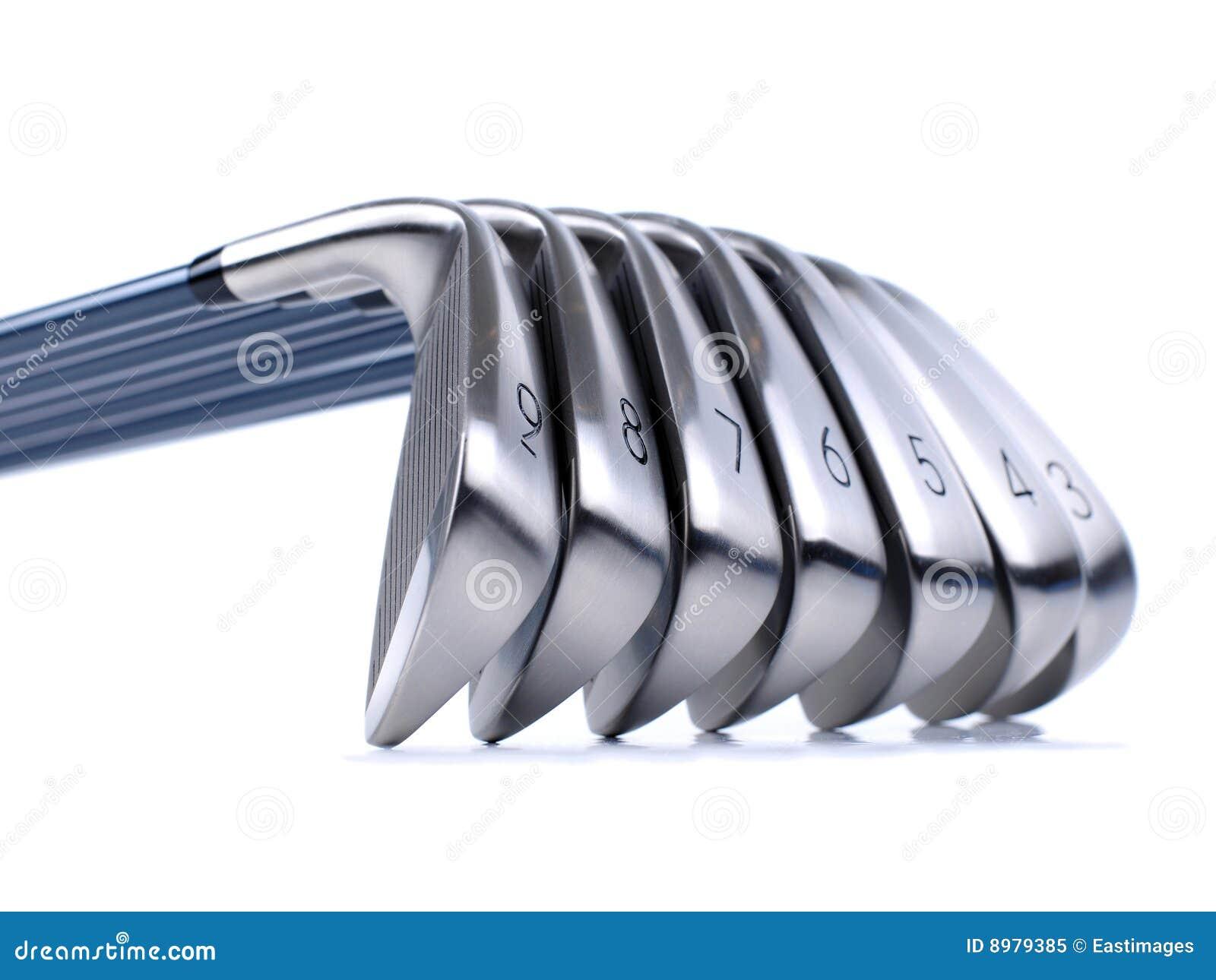 Golf-Ausrüstungen