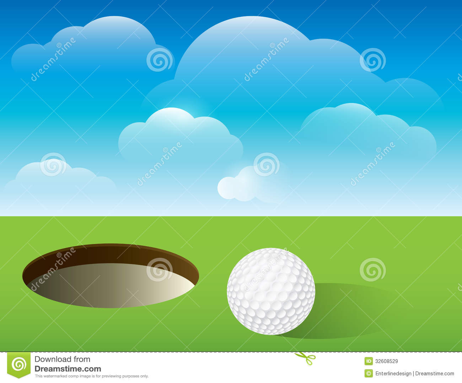 Invitation Golf Tournament with good invitation example