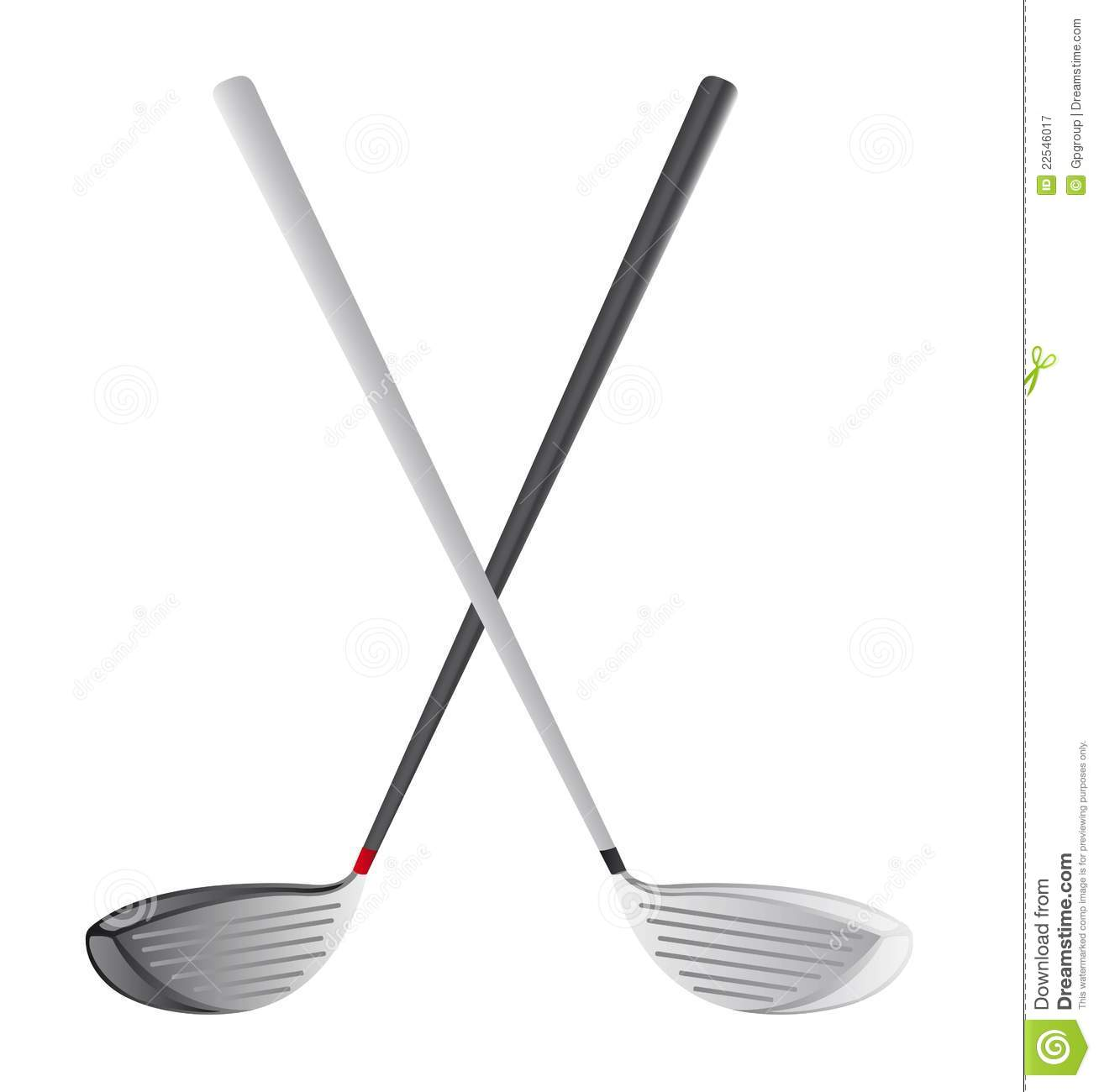 golf clipart  RoyaltyFree Images  Graphics Factory