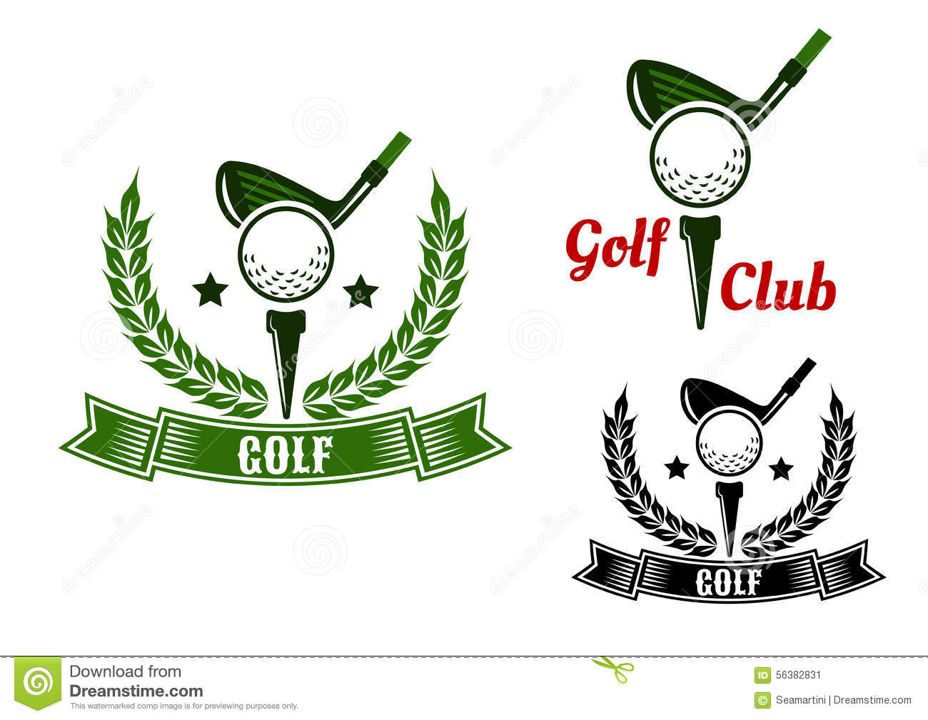 Sports Clipart  Free Golf Clipart to Download