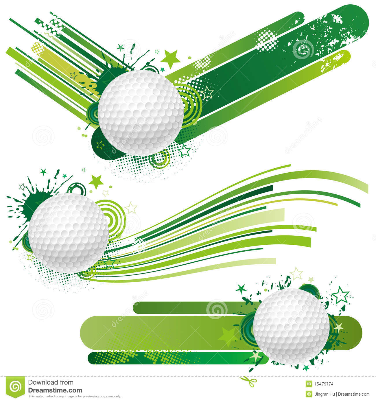 Golf Design Elements Stock Images - Image: 15479774 Golf Ball On Tee Clipart
