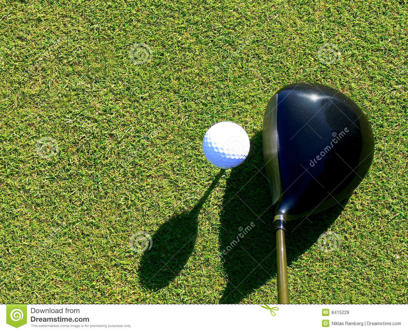 how to hit a golf ball with a driver