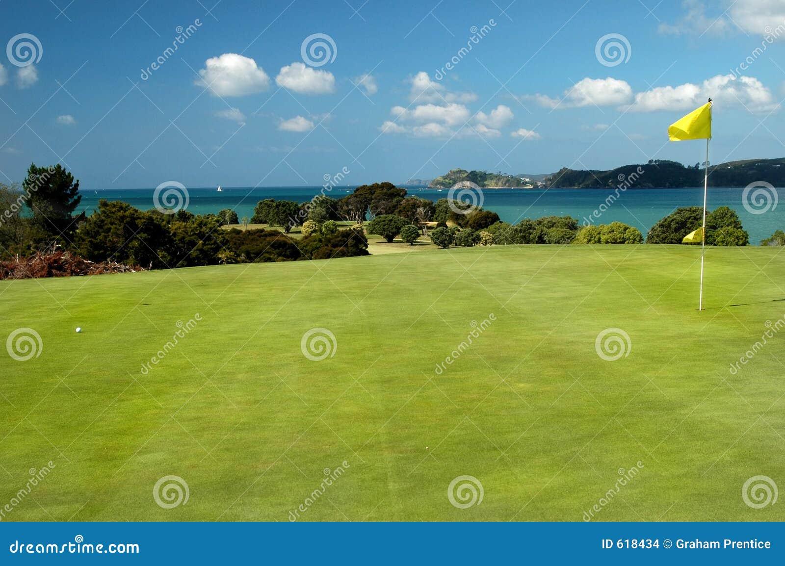Golf - Gele Speld