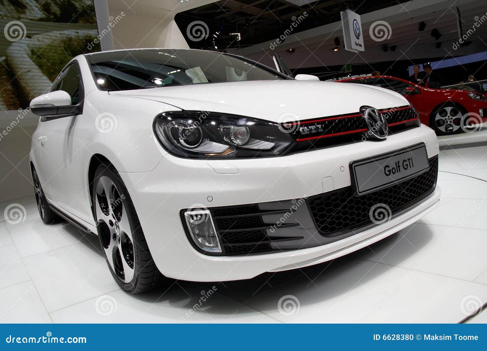 Golf GTI de Volkswagen