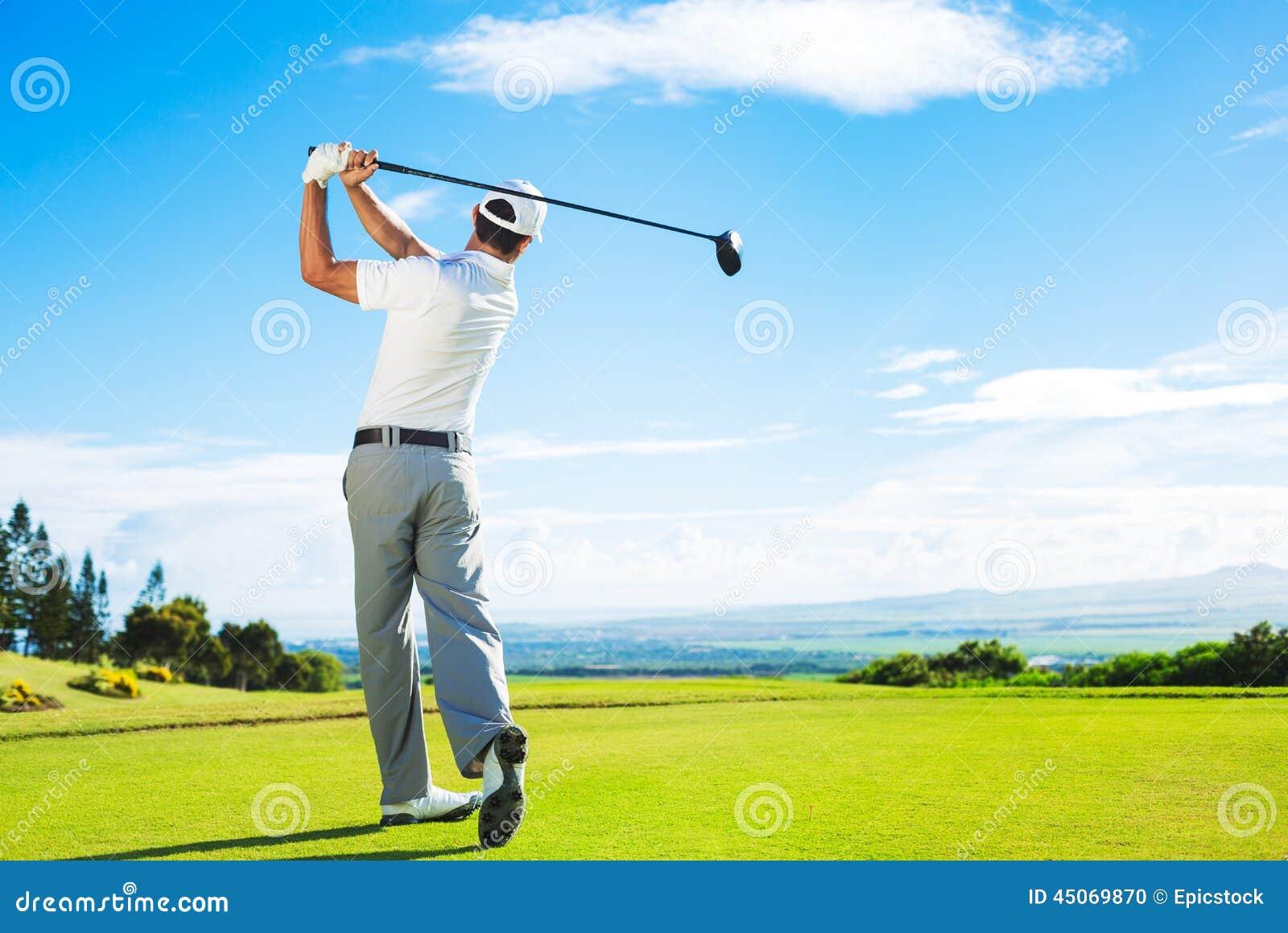Golf jego gry