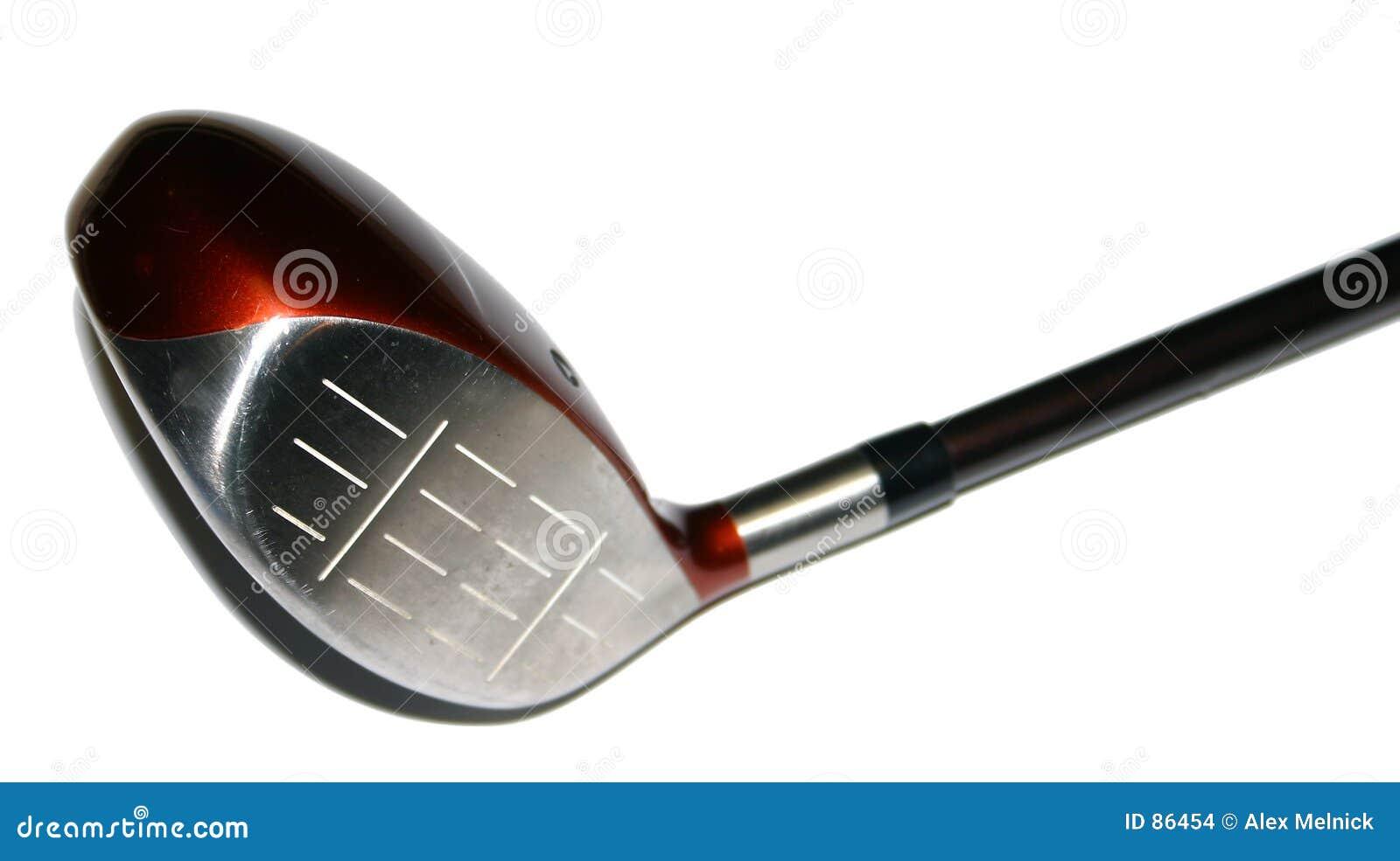 Golf kierowcy