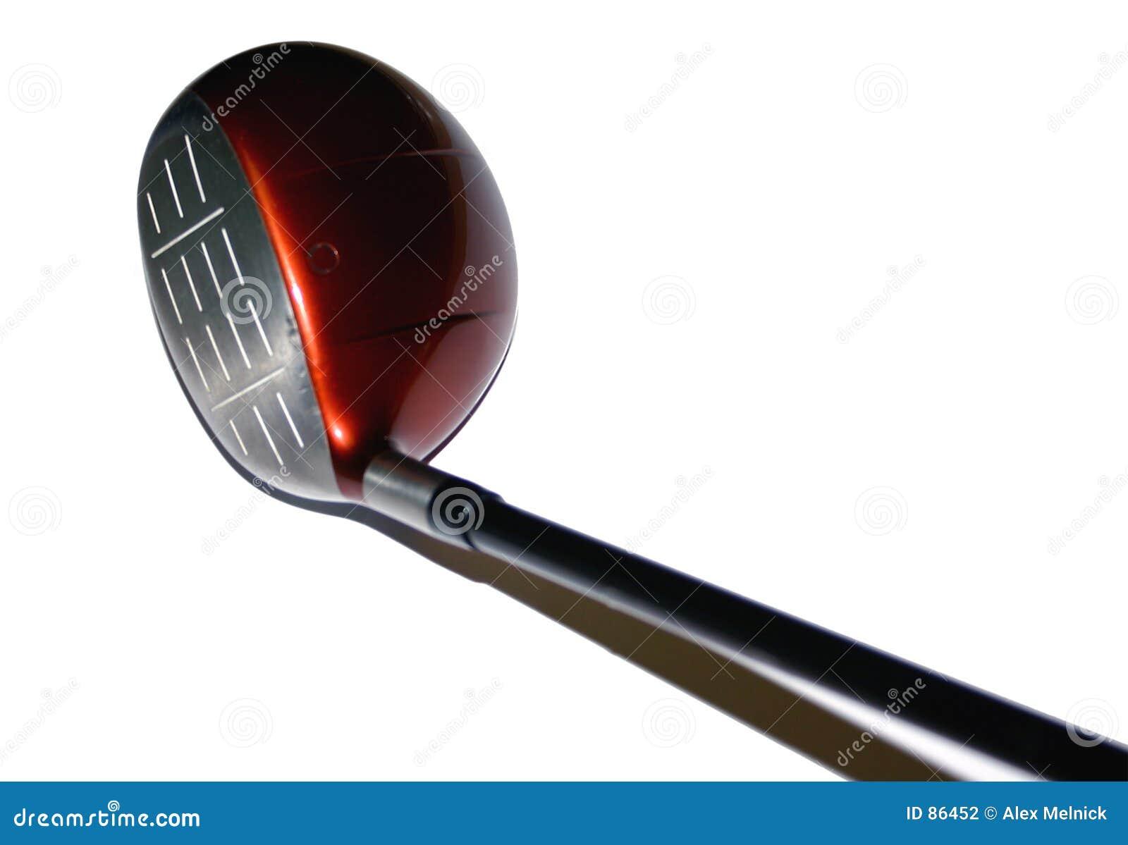 Golf kierowcy najlepszy widok