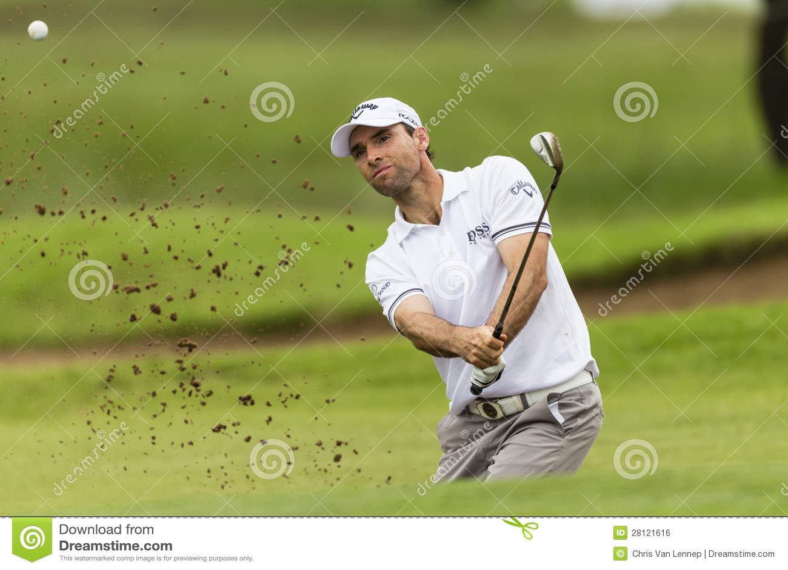 Golf-Mandela-Meisterschaft
