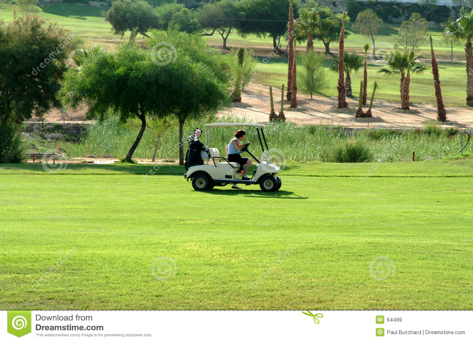 Golf Met fouten - Spanje