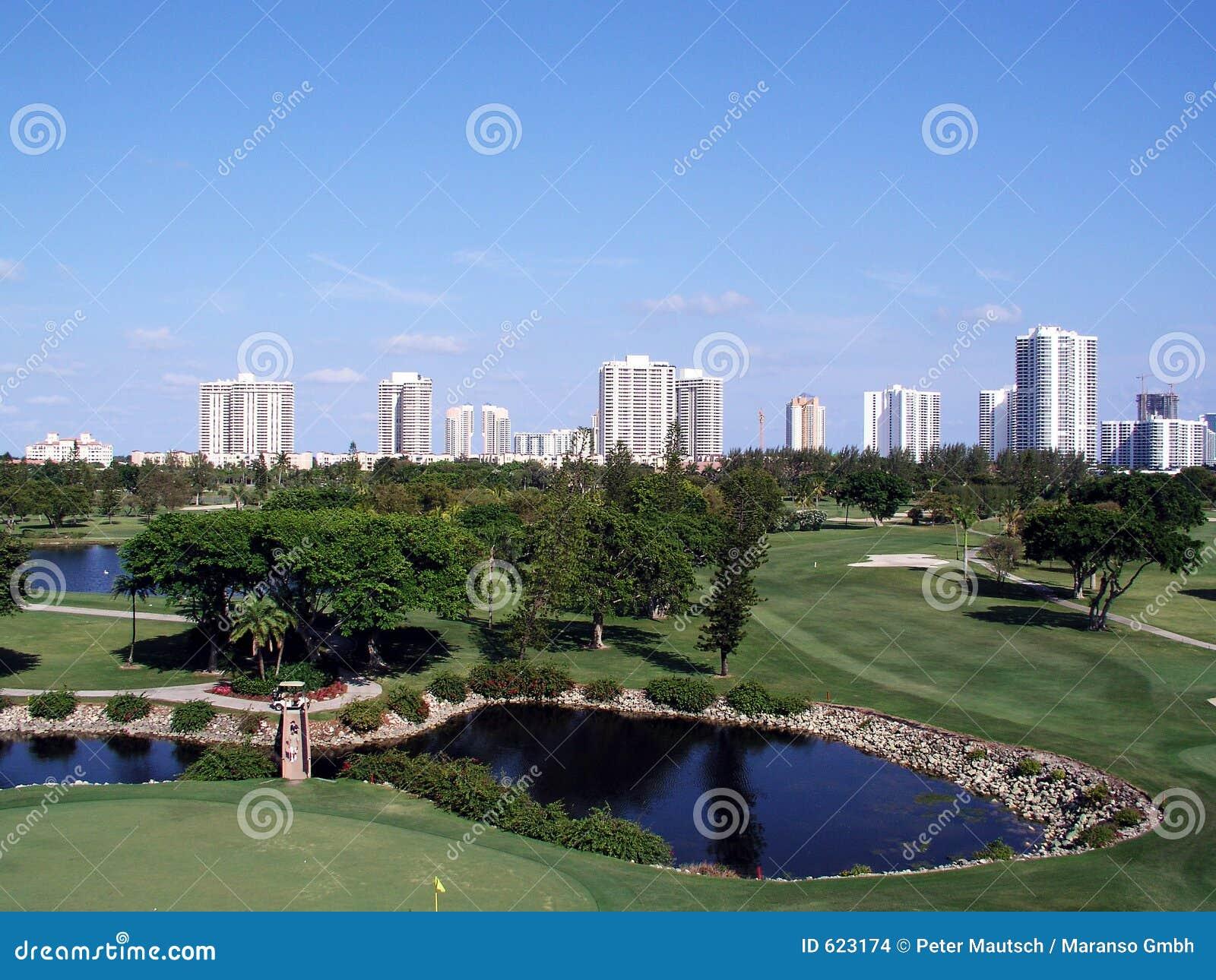 Golf-park