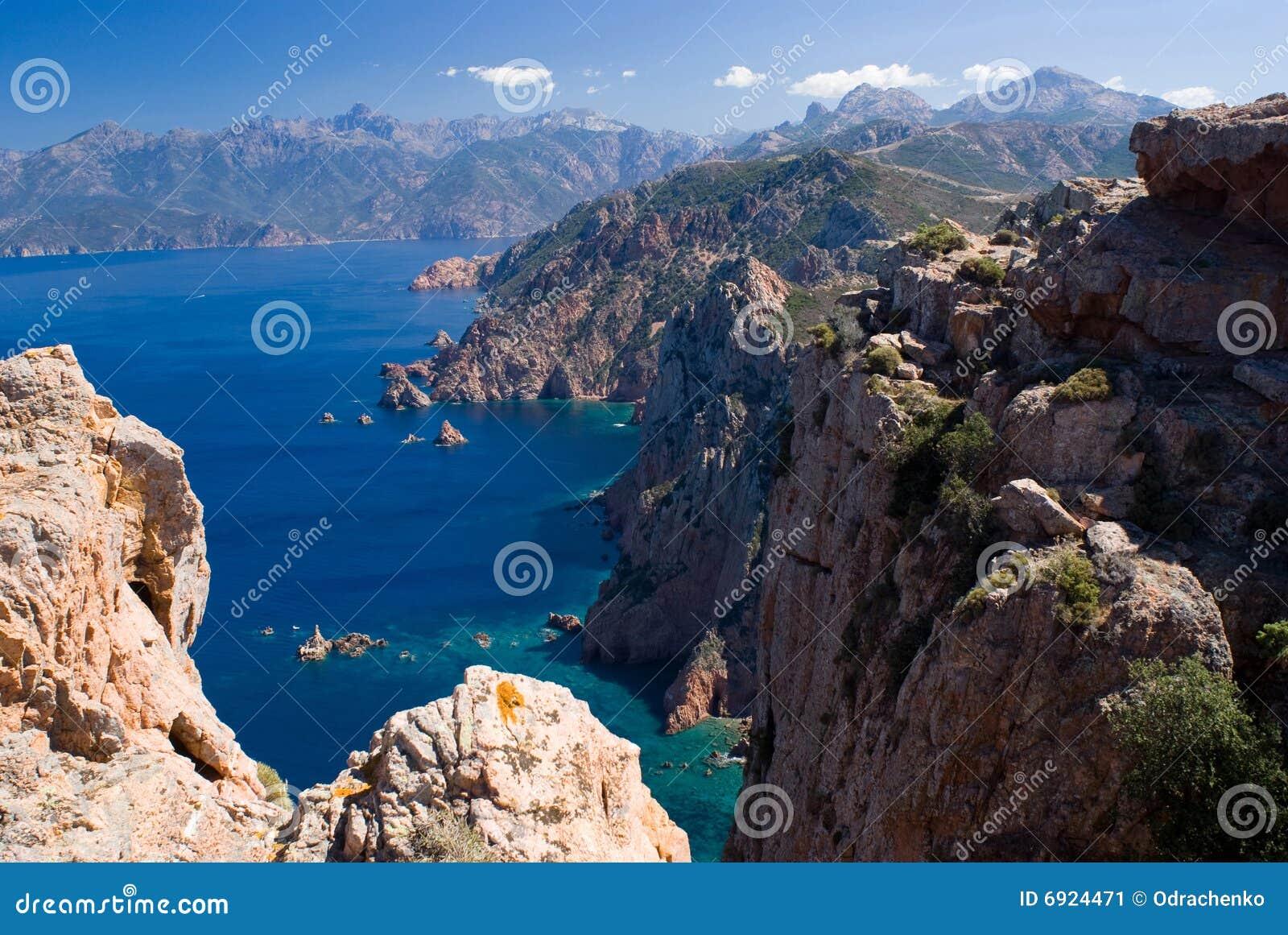 Golf of Porto, Corsica