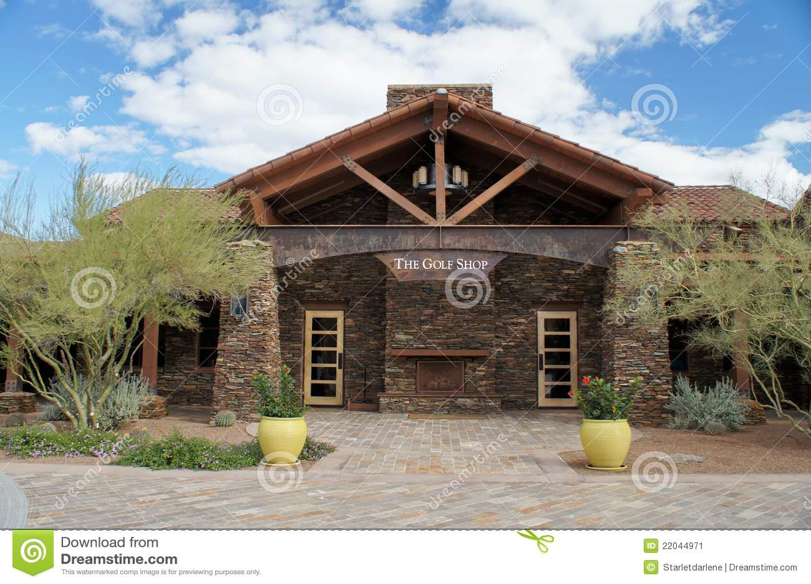 Golf Shop at Dove Mountain, Arizona