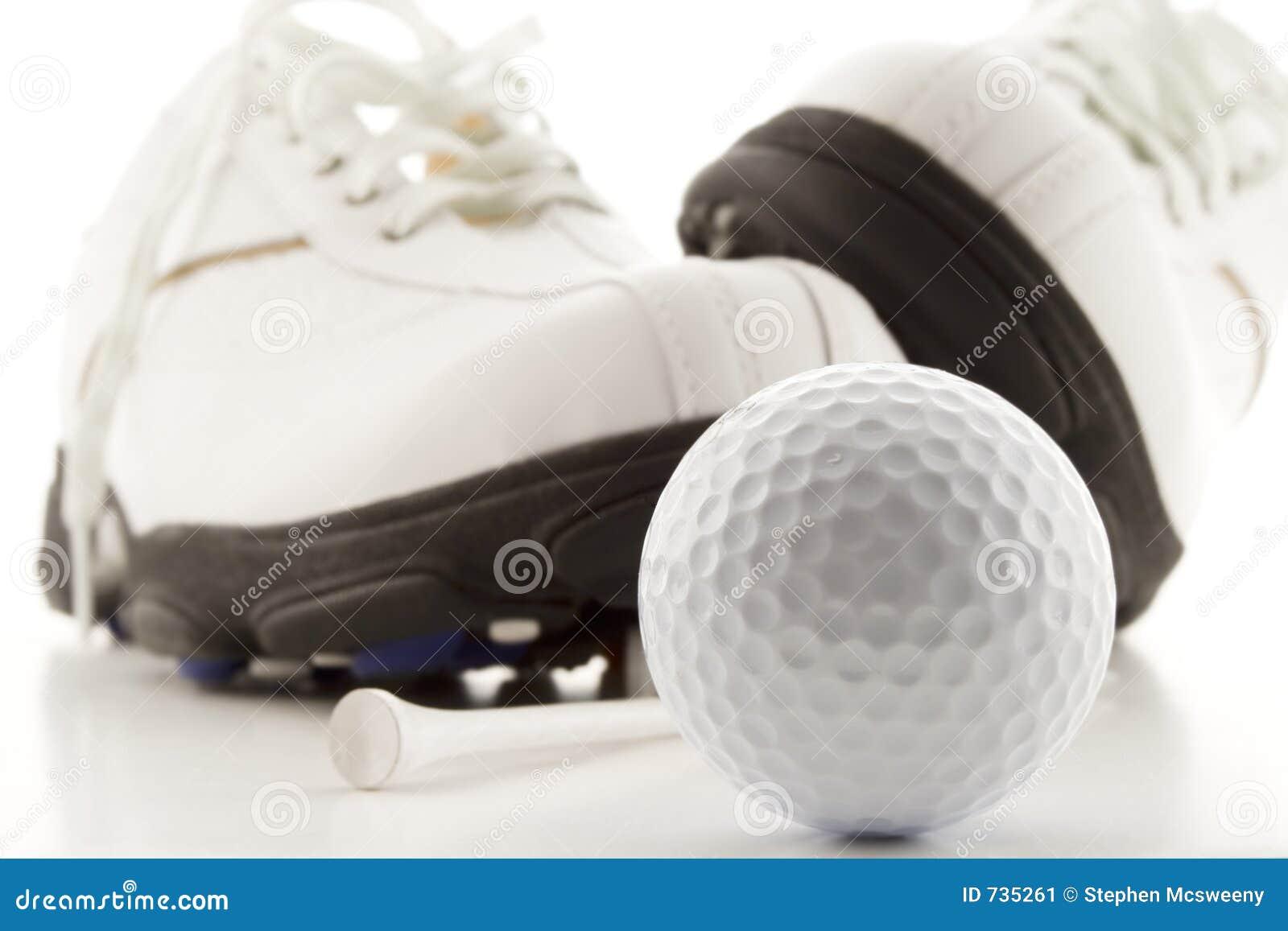 Golf tid