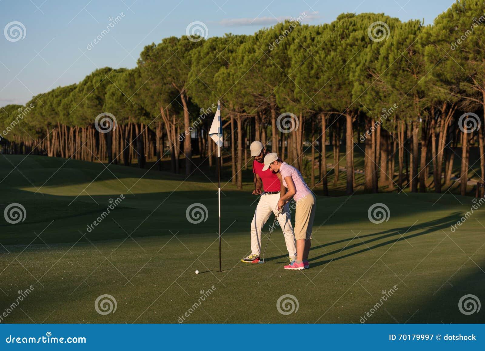Golfanvisningar