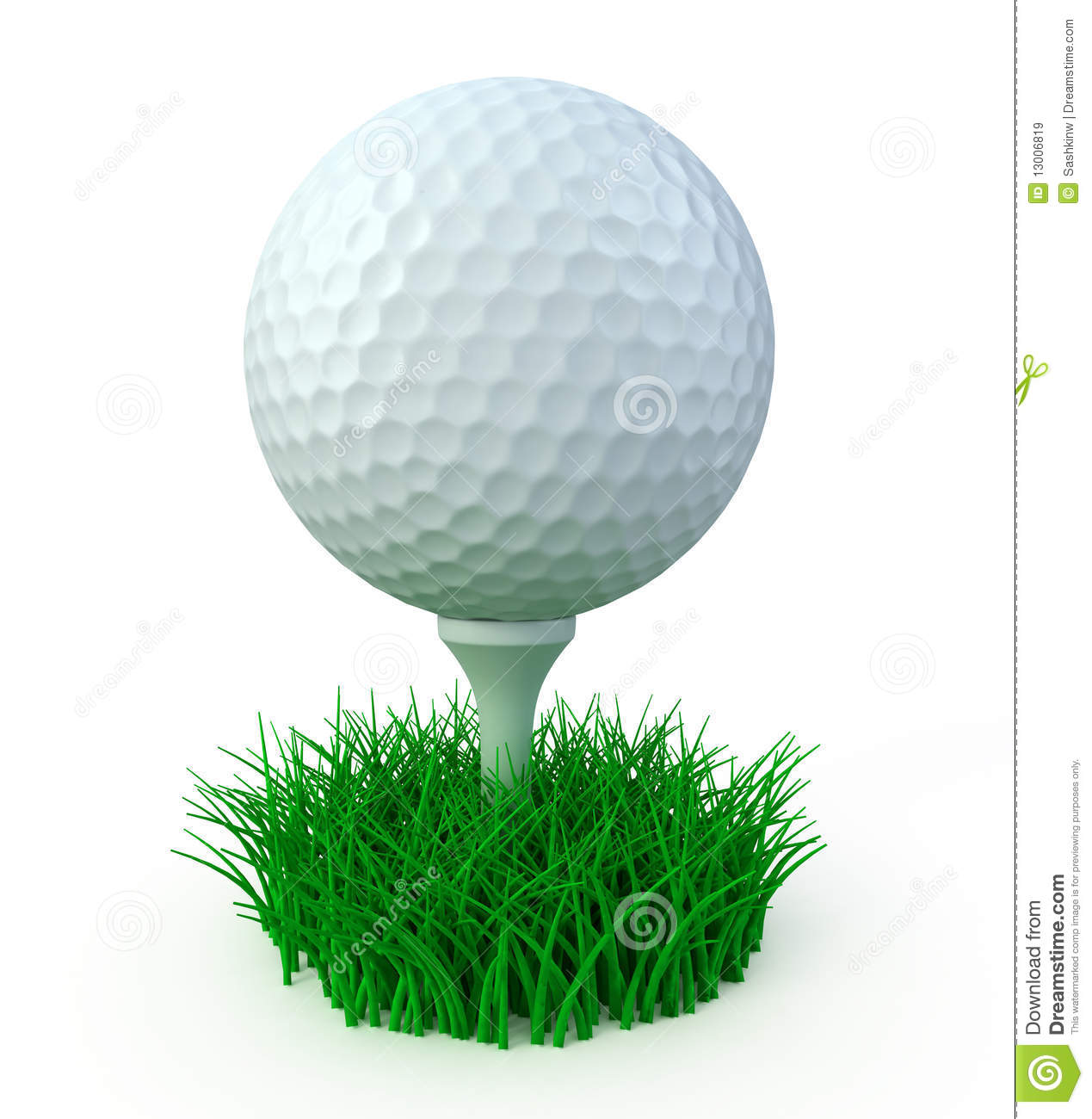 animated golf course