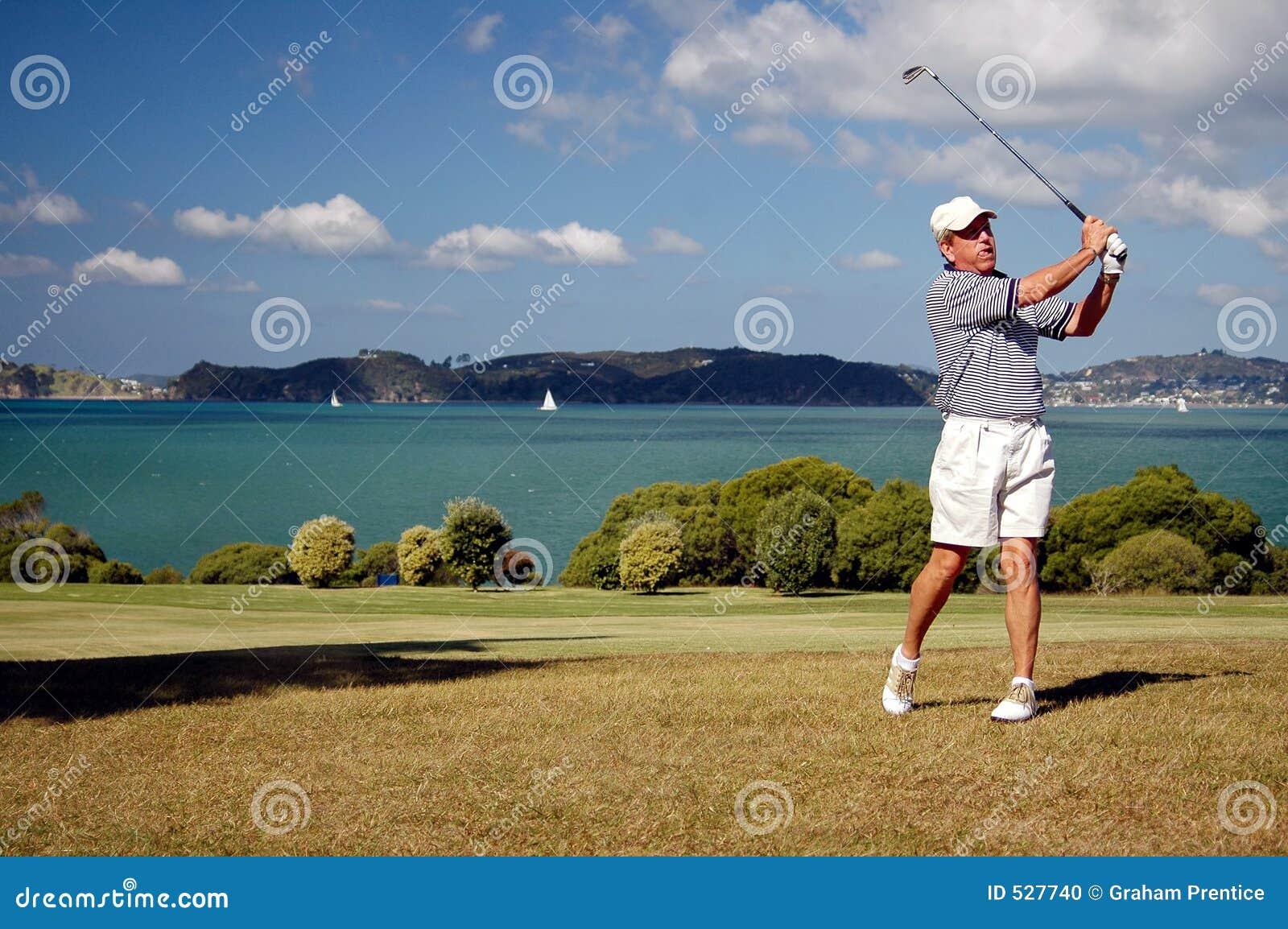 Golfe - curso do ferro