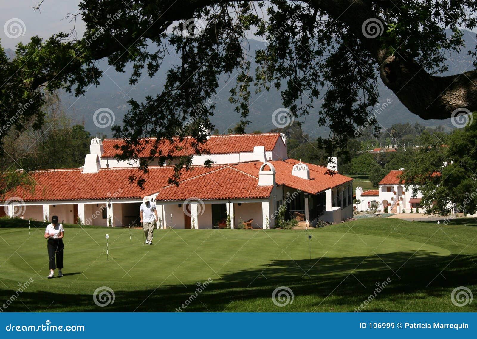 Golfe do clube