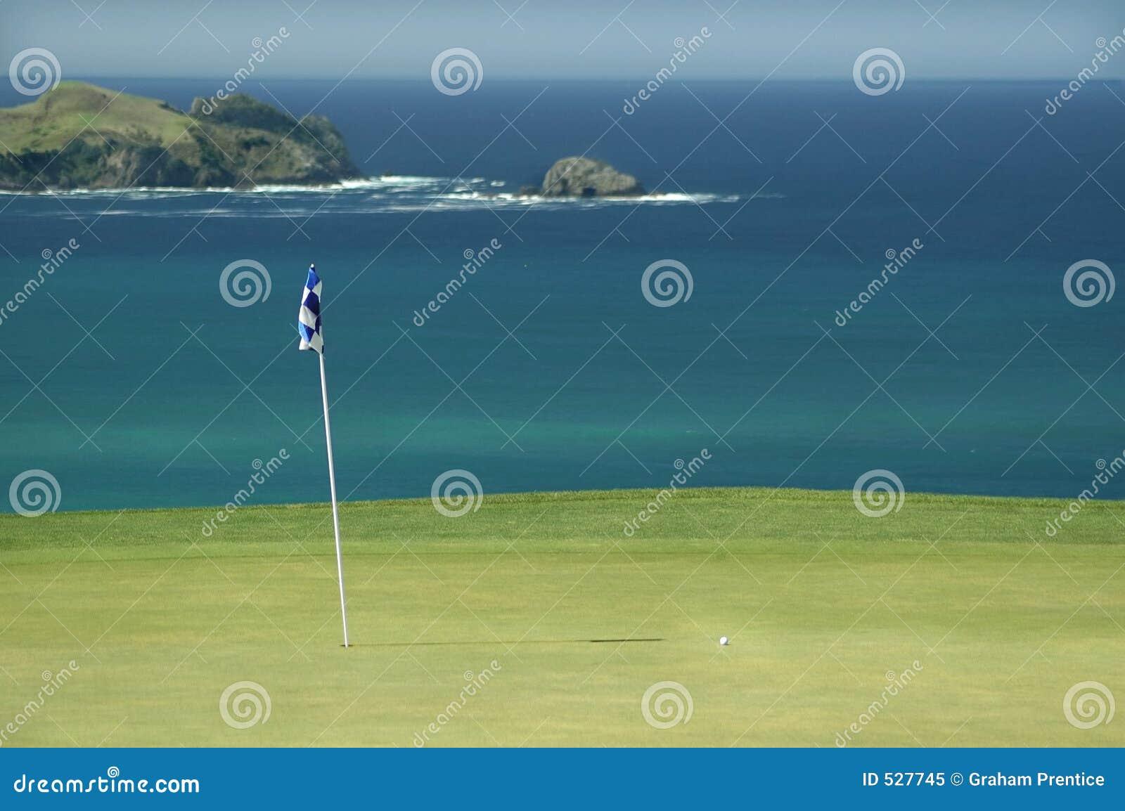 Golfe - verde