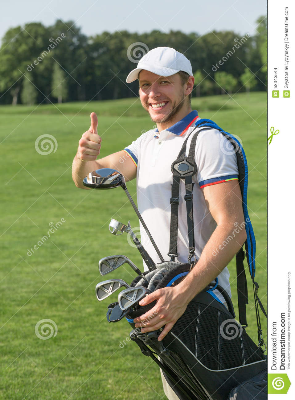 Apologise, but, thumb down golf