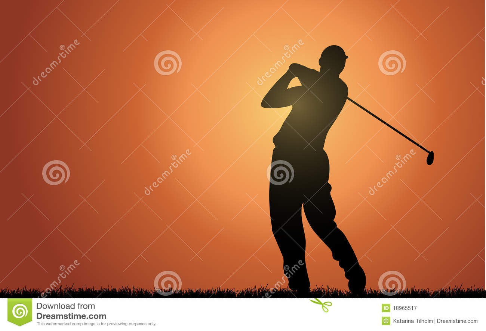 Golfeur d Everning