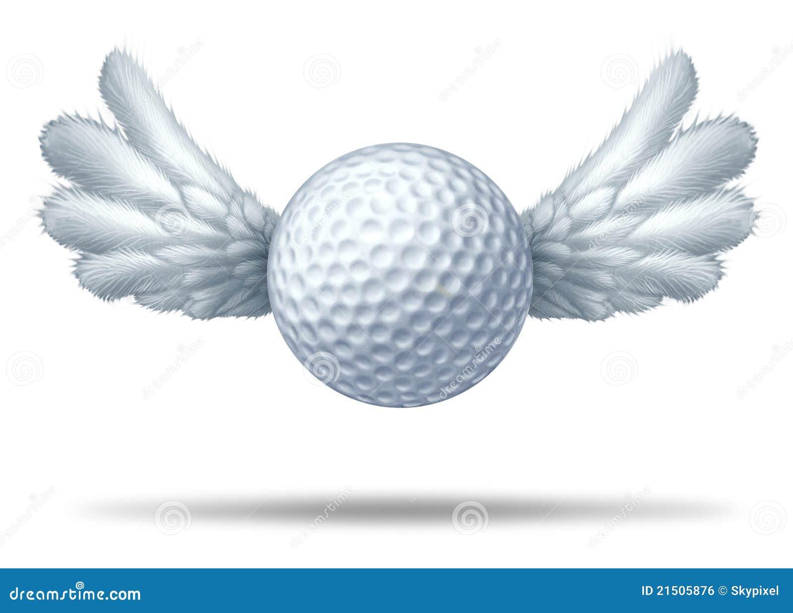 Golfing σύμβολο γκολφ