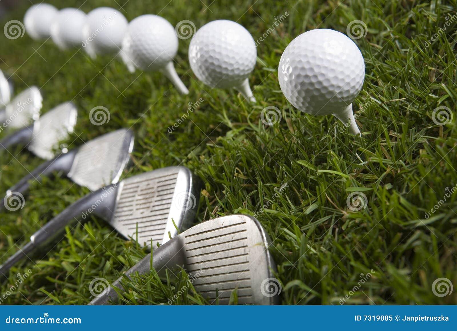 Golflaufwerk