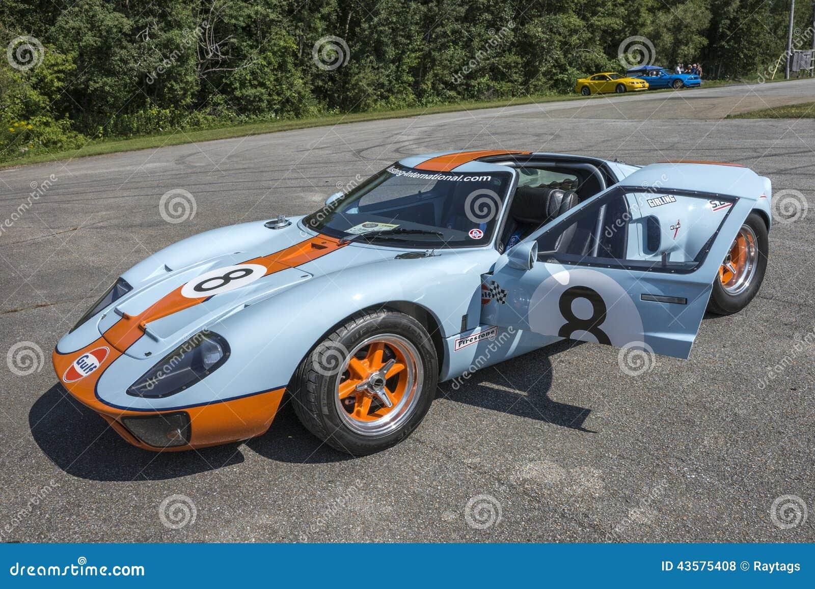 Golfo de Ford GT