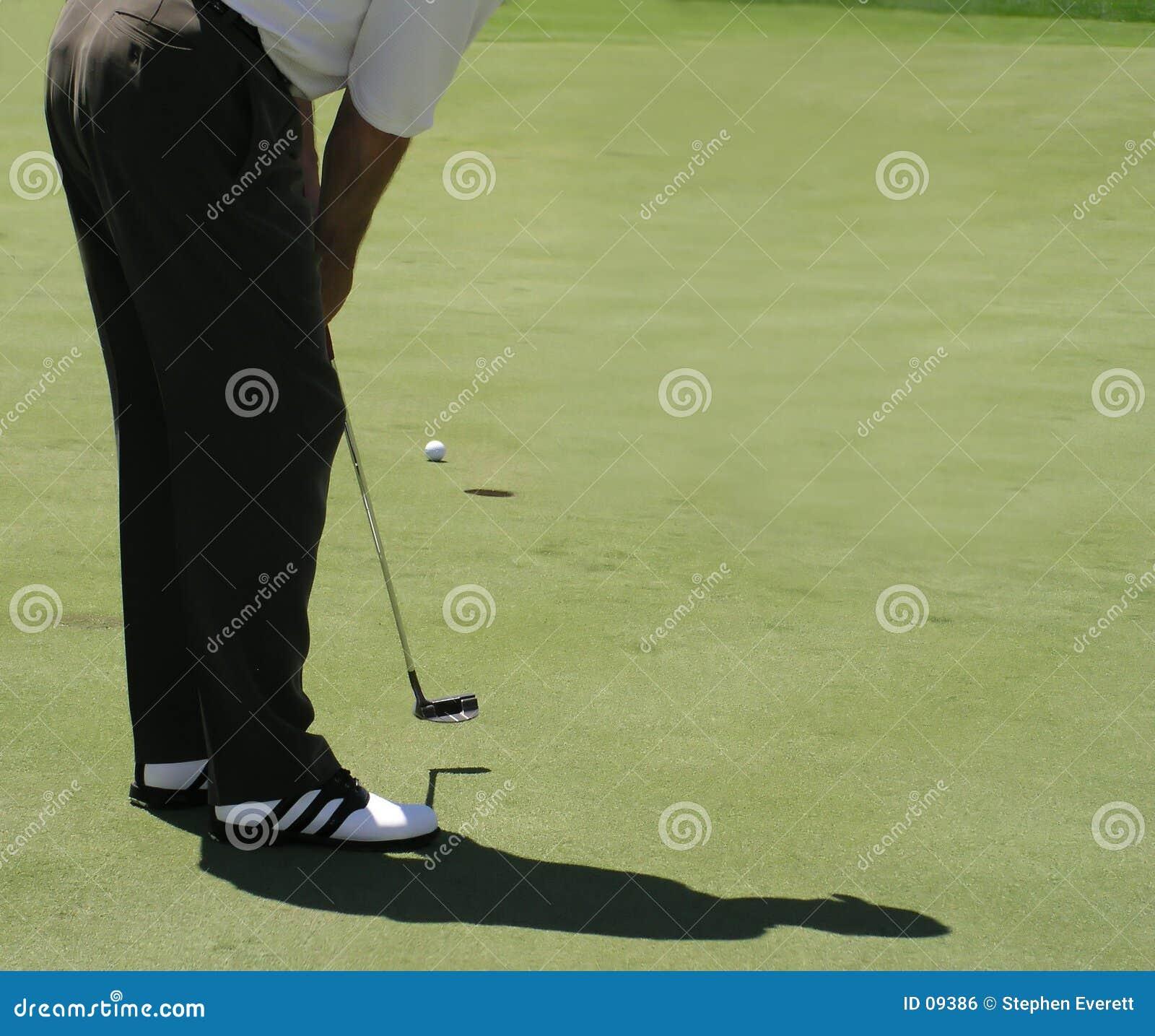 Golfputt