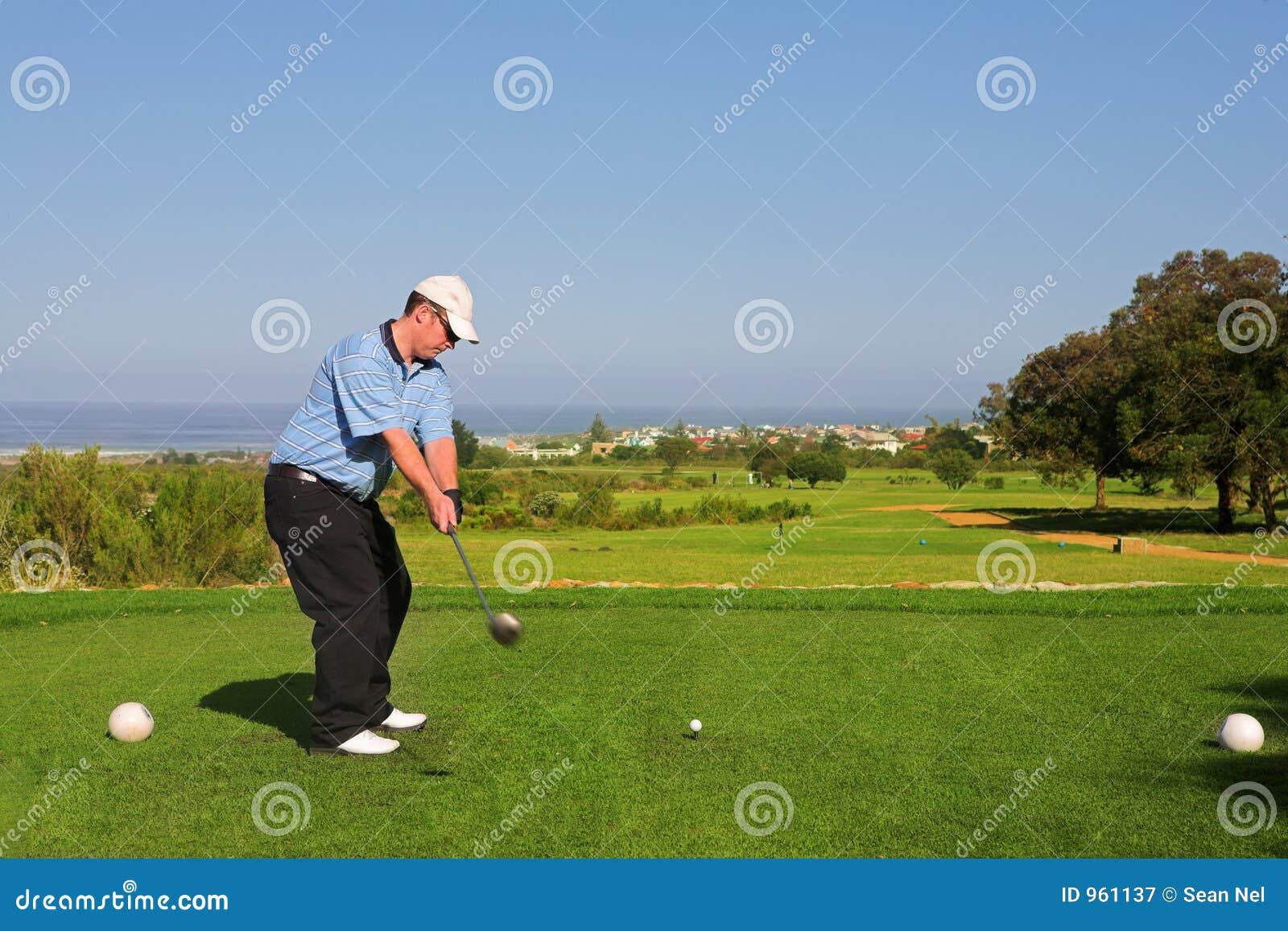 Golfspeler #64