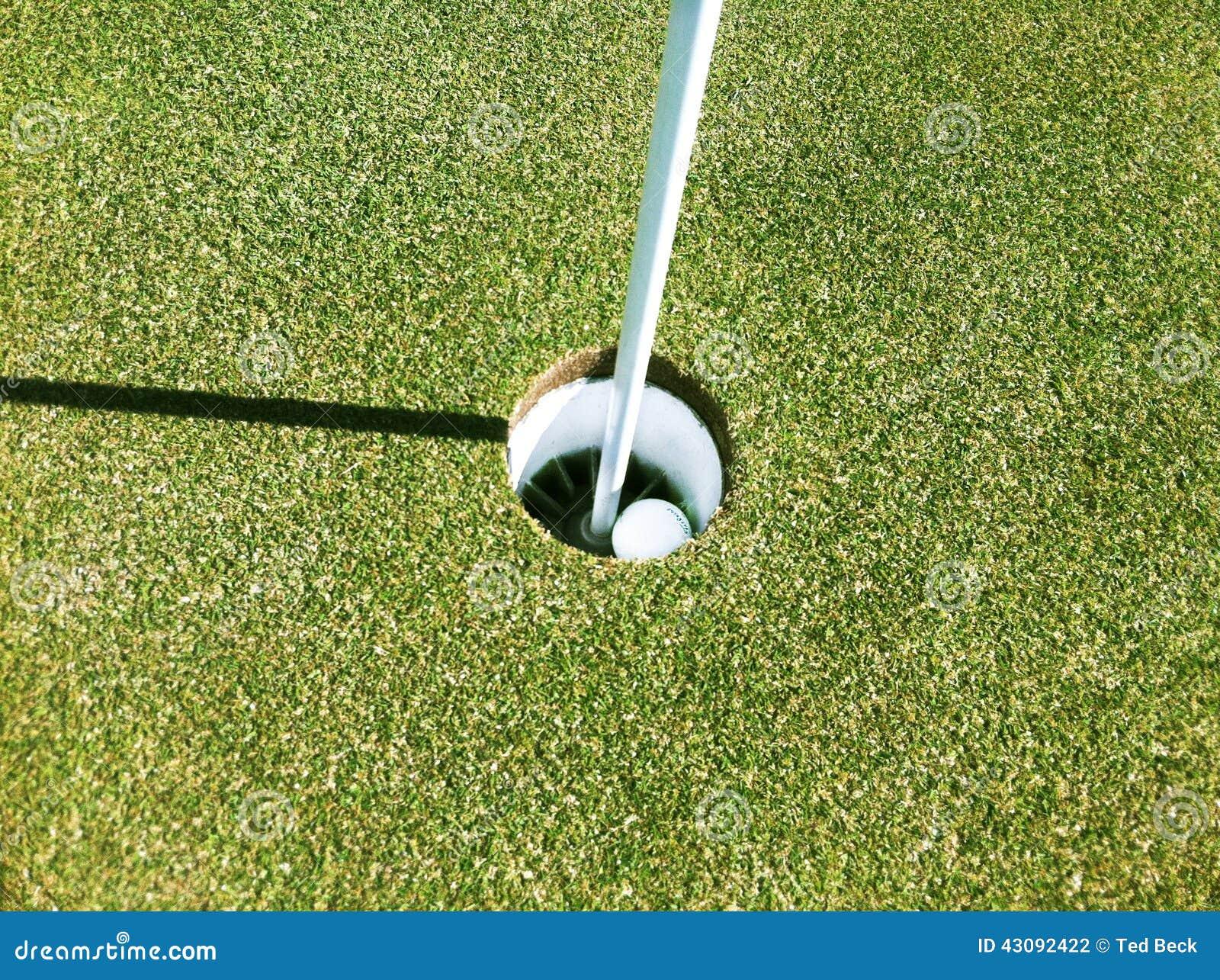 Golfspelprestation