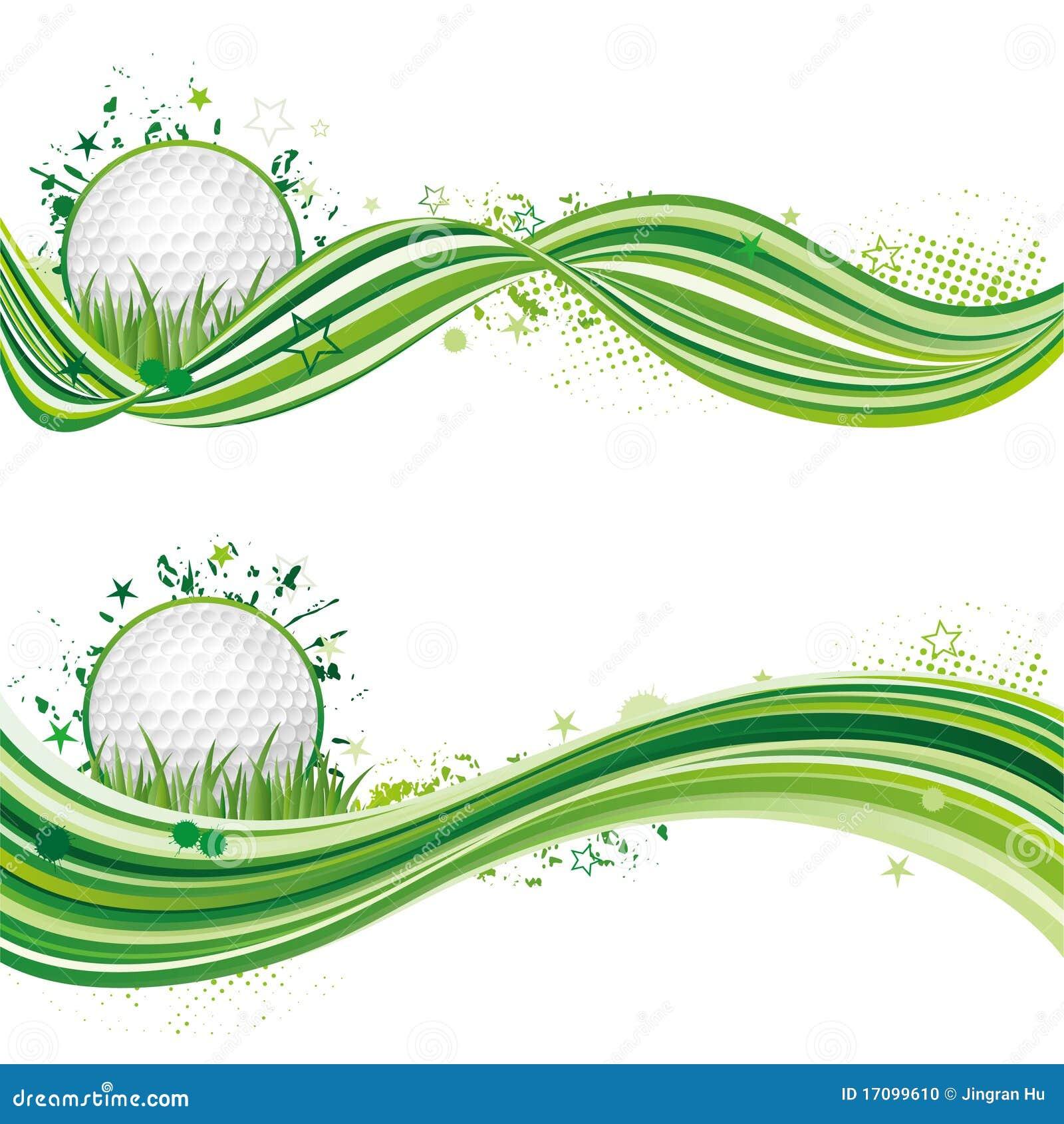 Golfsport-Auslegungelement