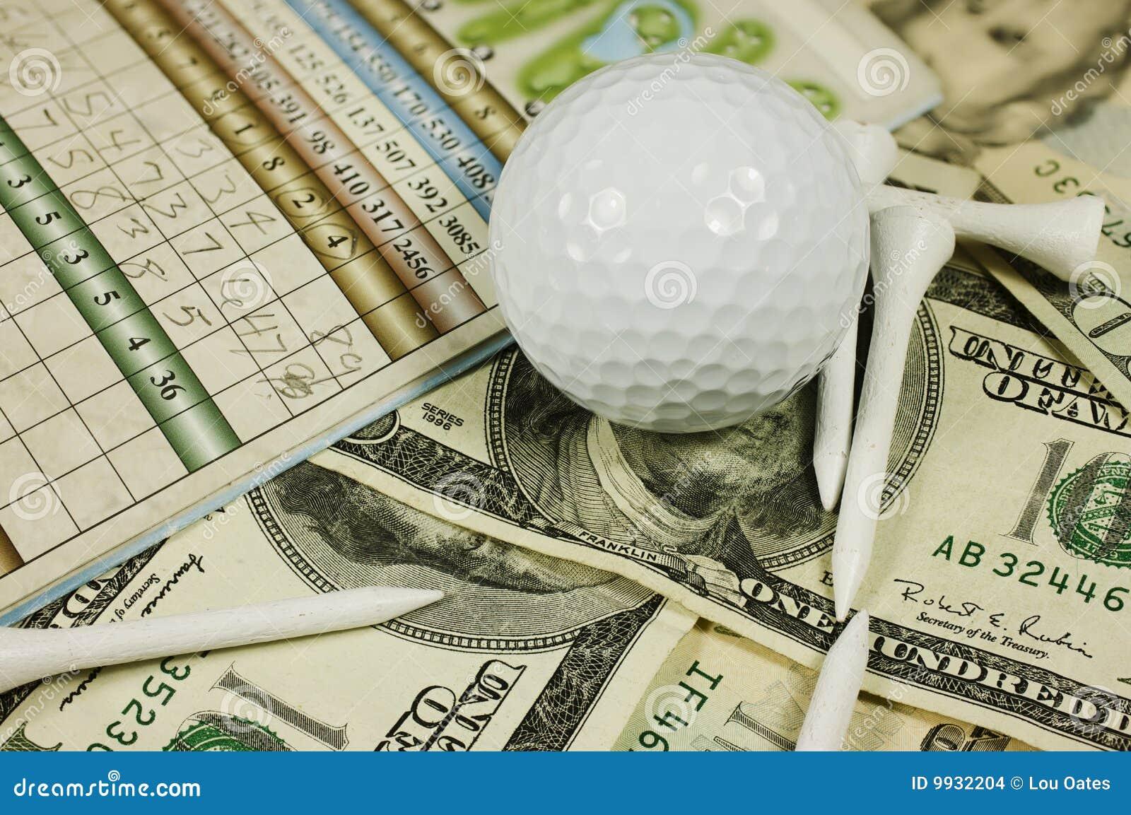 Golfszene