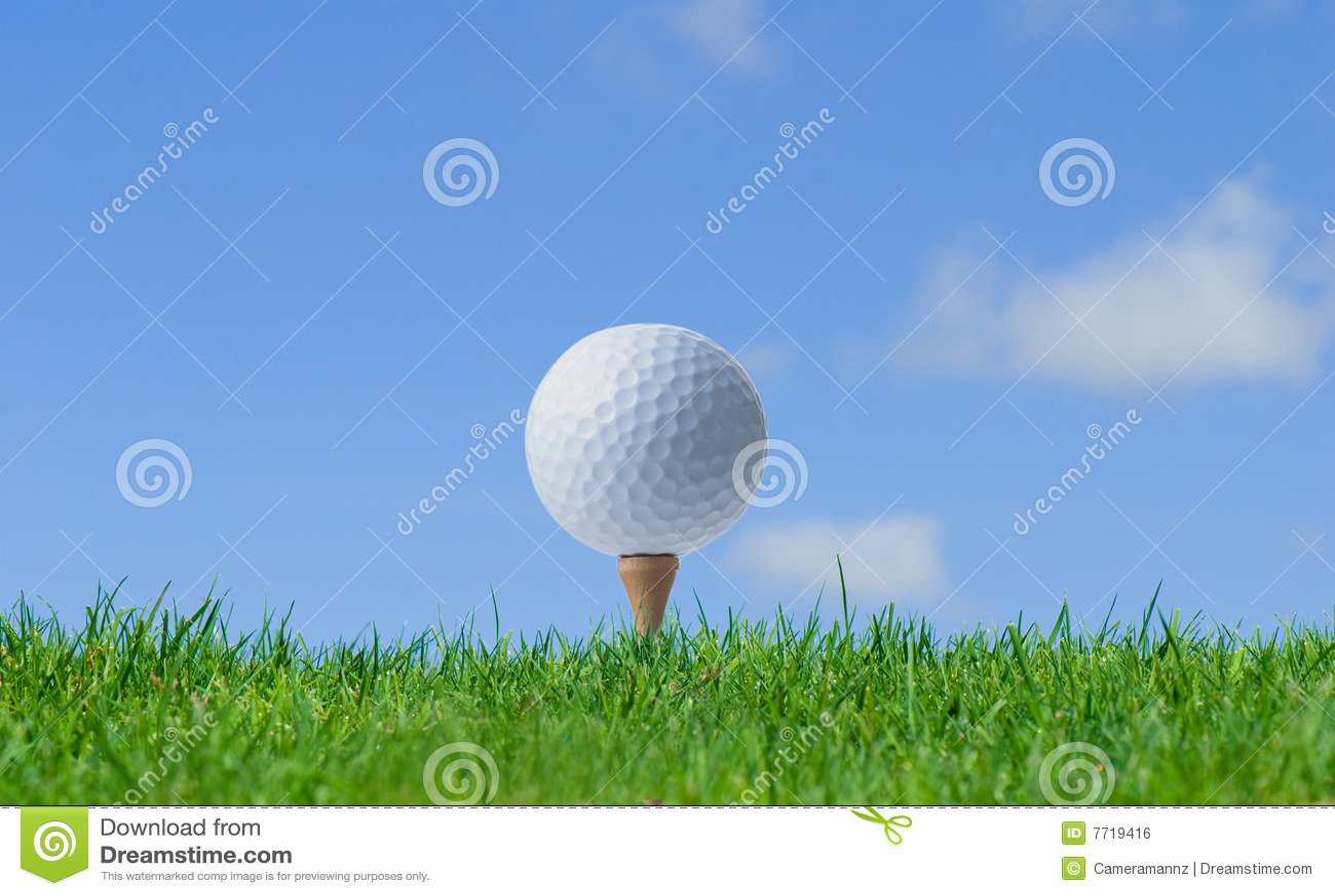 Golfutslagsplats