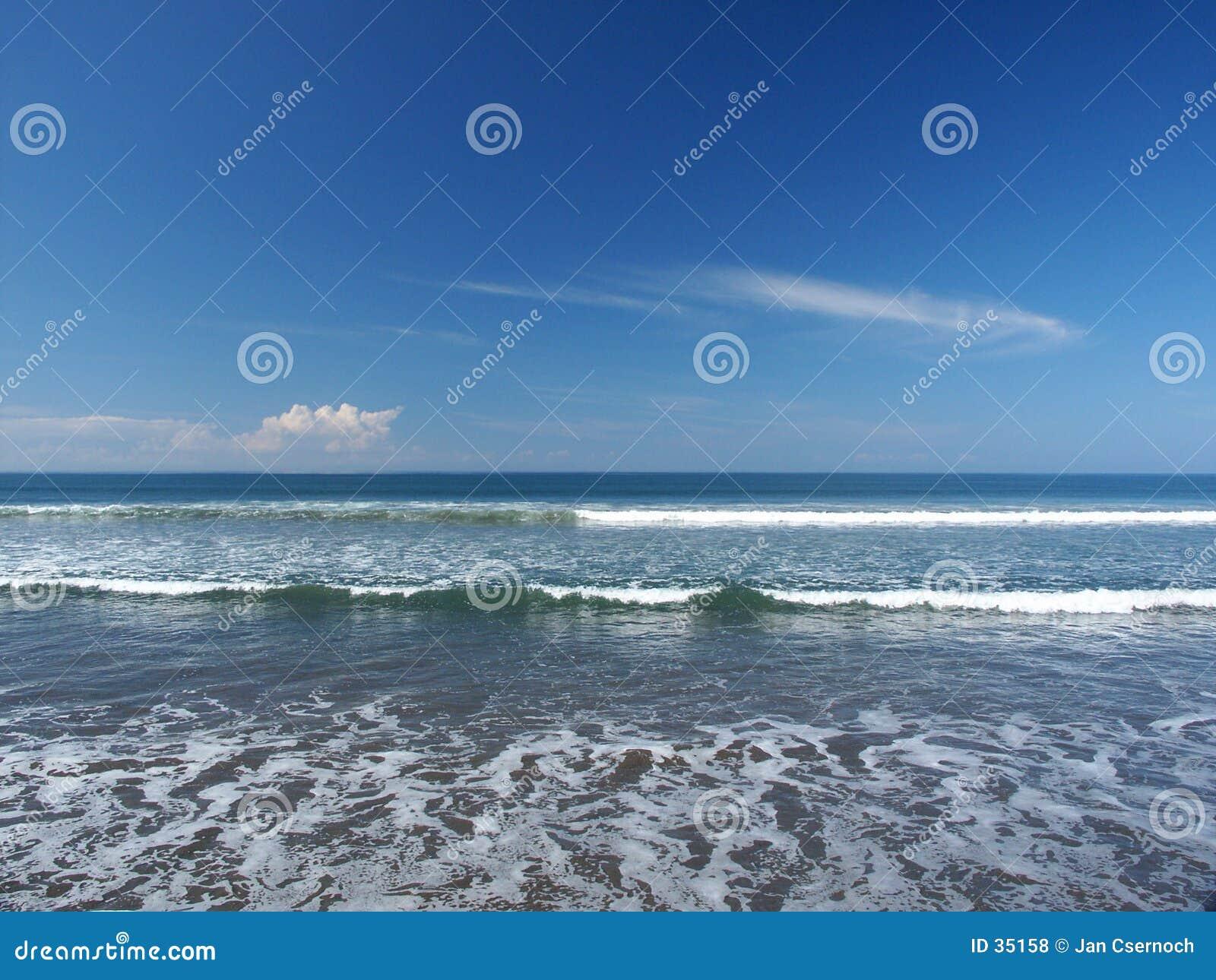 Golven van overzees