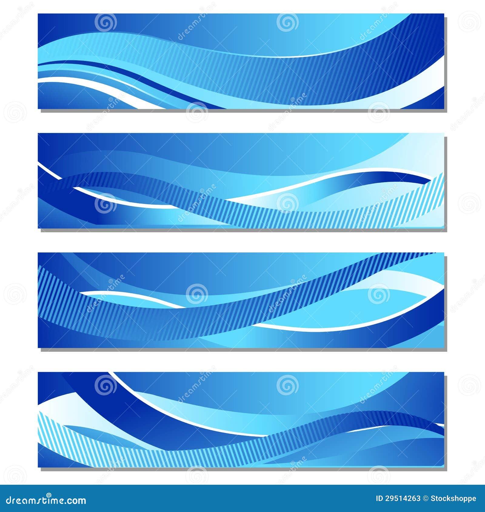 Golvende Banner