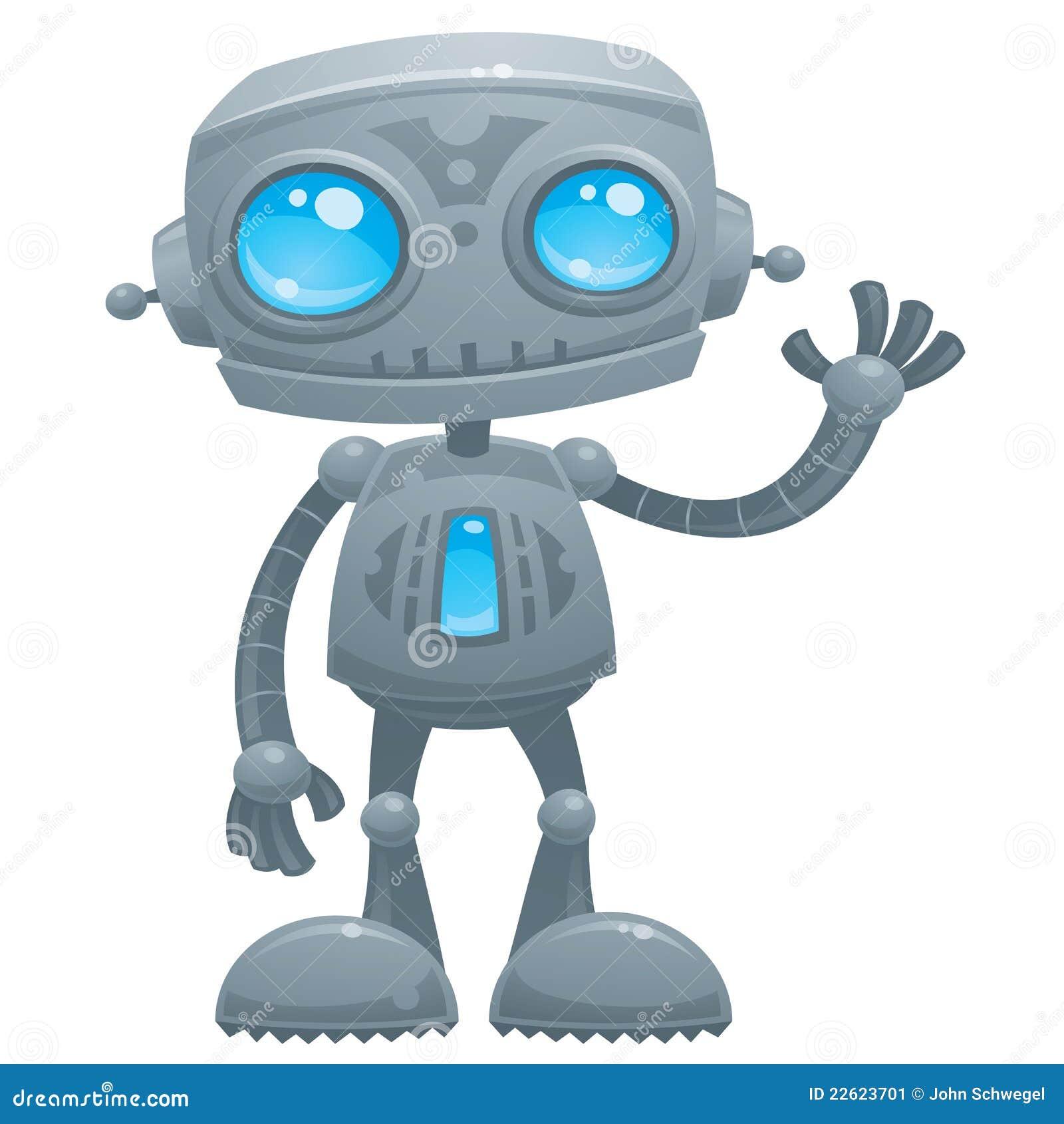 Golvende Robot