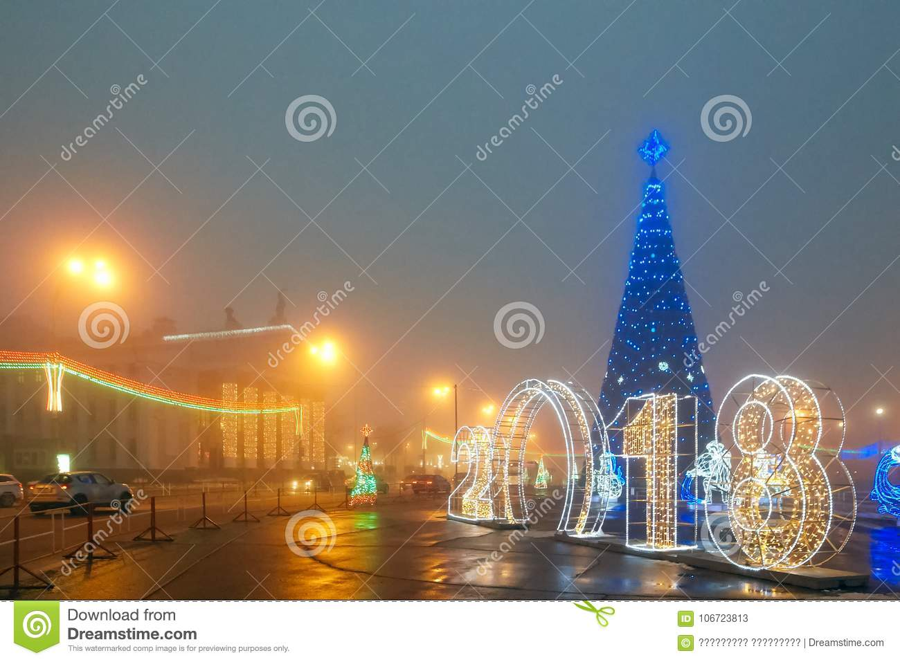 Belarus on the New Year 2017 74