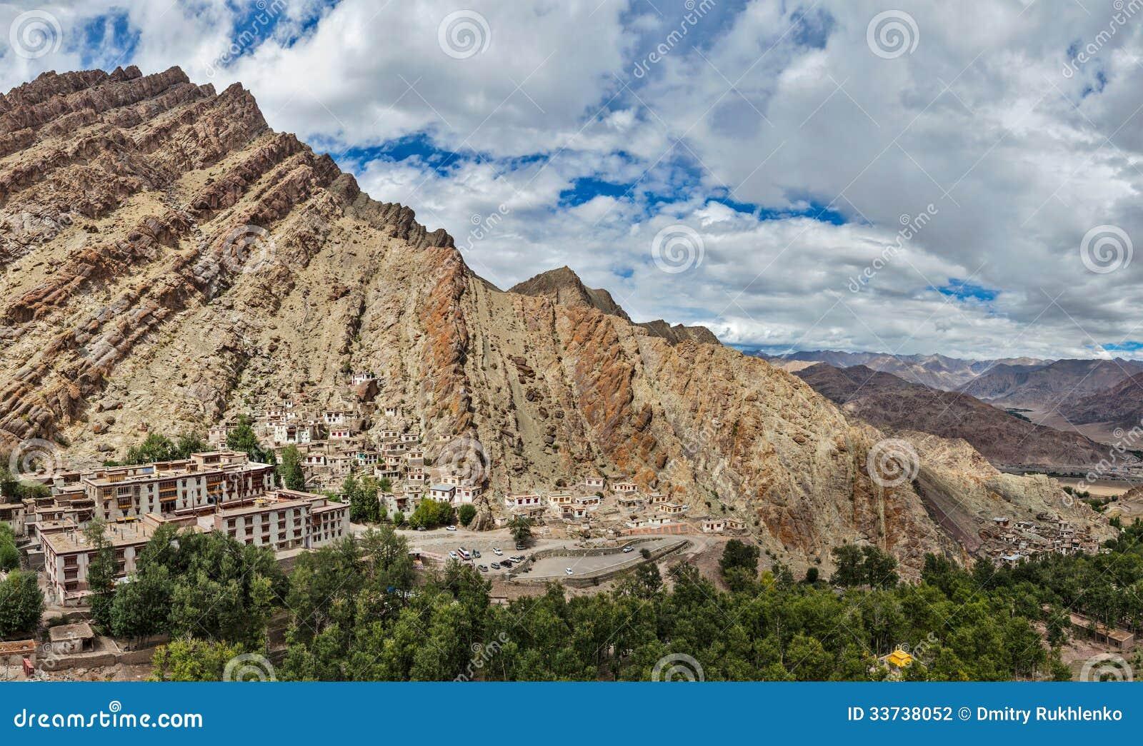 Gompa de Hemis, Ladakh, Jammu y Cachemira, la India
