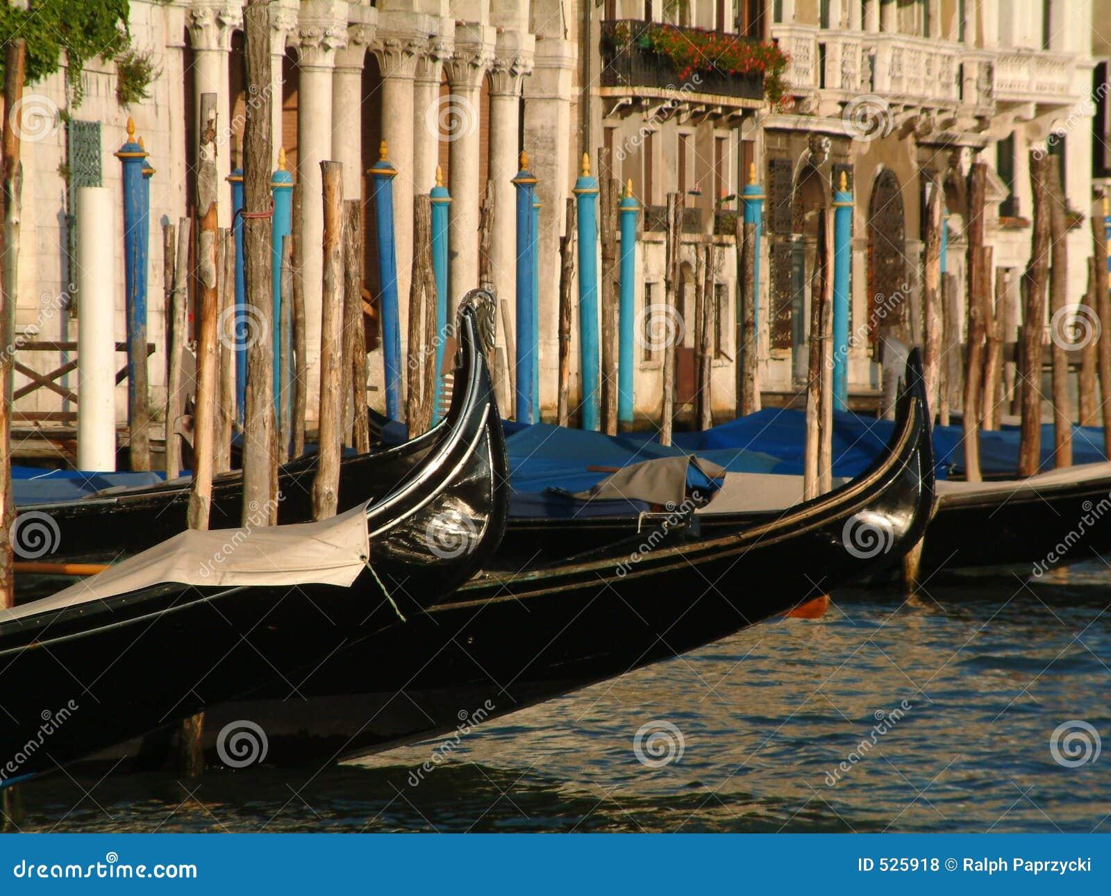 Gondalas Βενετία