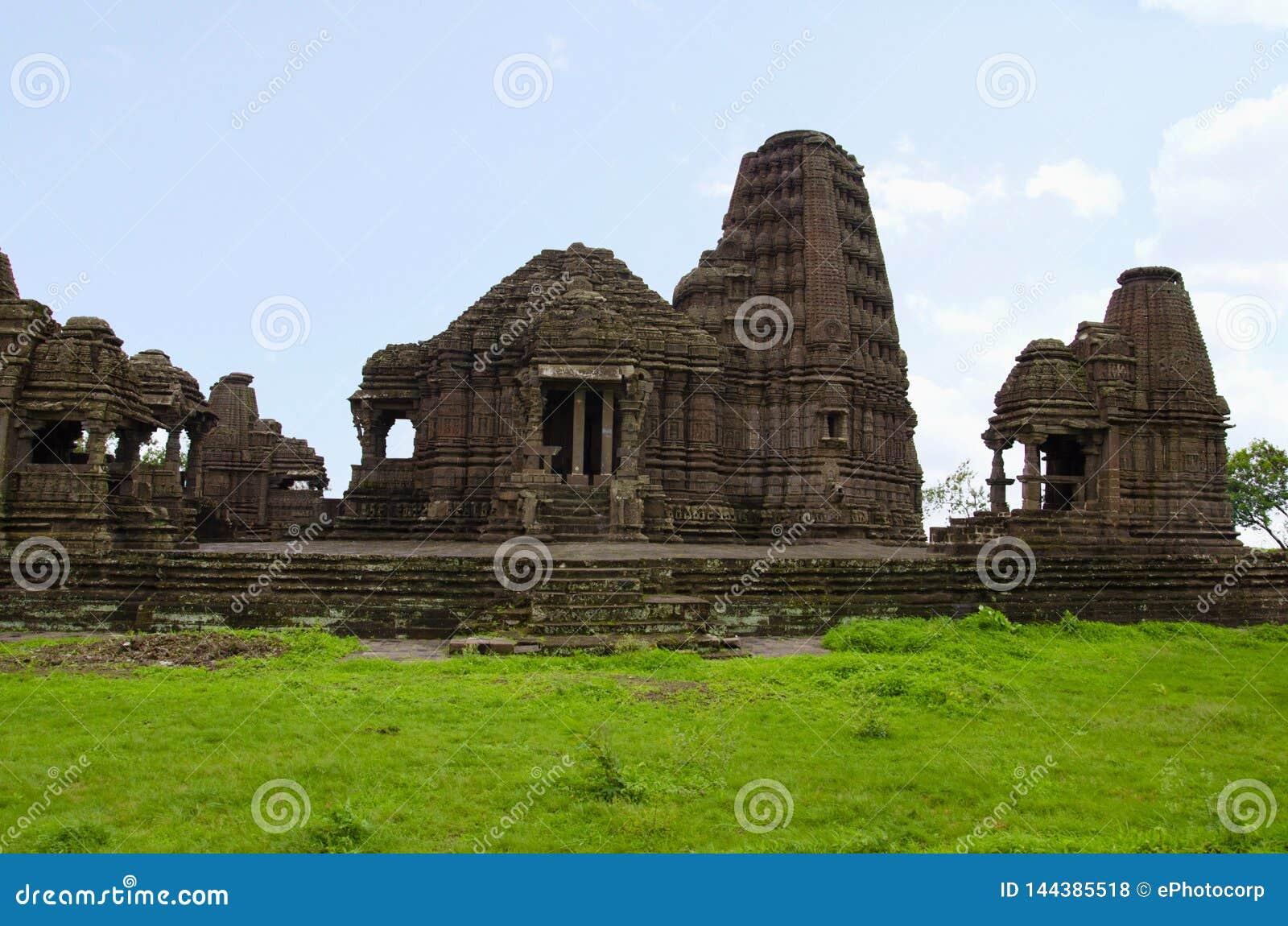 Gondeshwar-Tempel, Sinnar, nahe Nashik, Maharashtra, Indien