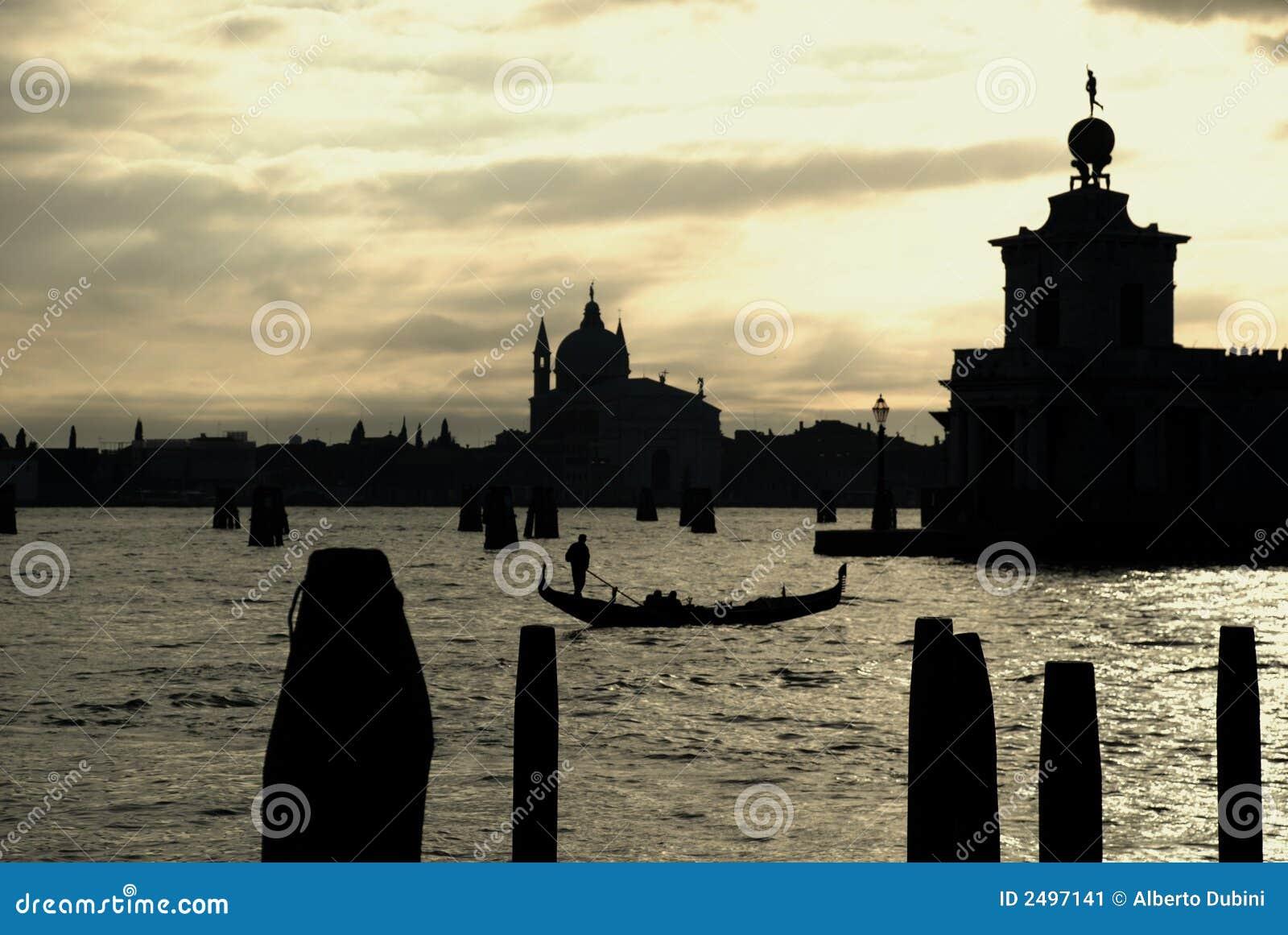Gondola słońca